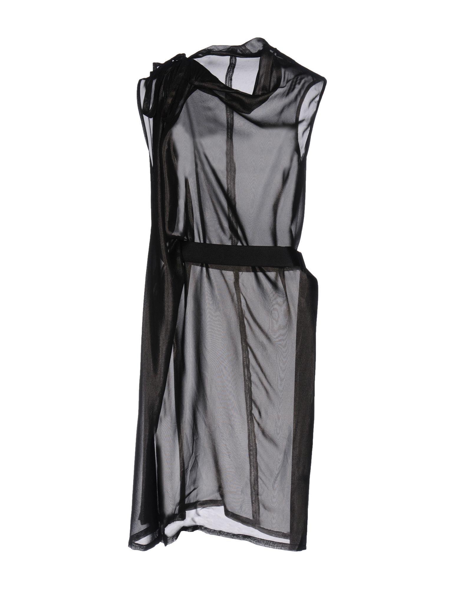 DRESSES - Knee-length dresses Ann Demeulemeester cKQTd5O