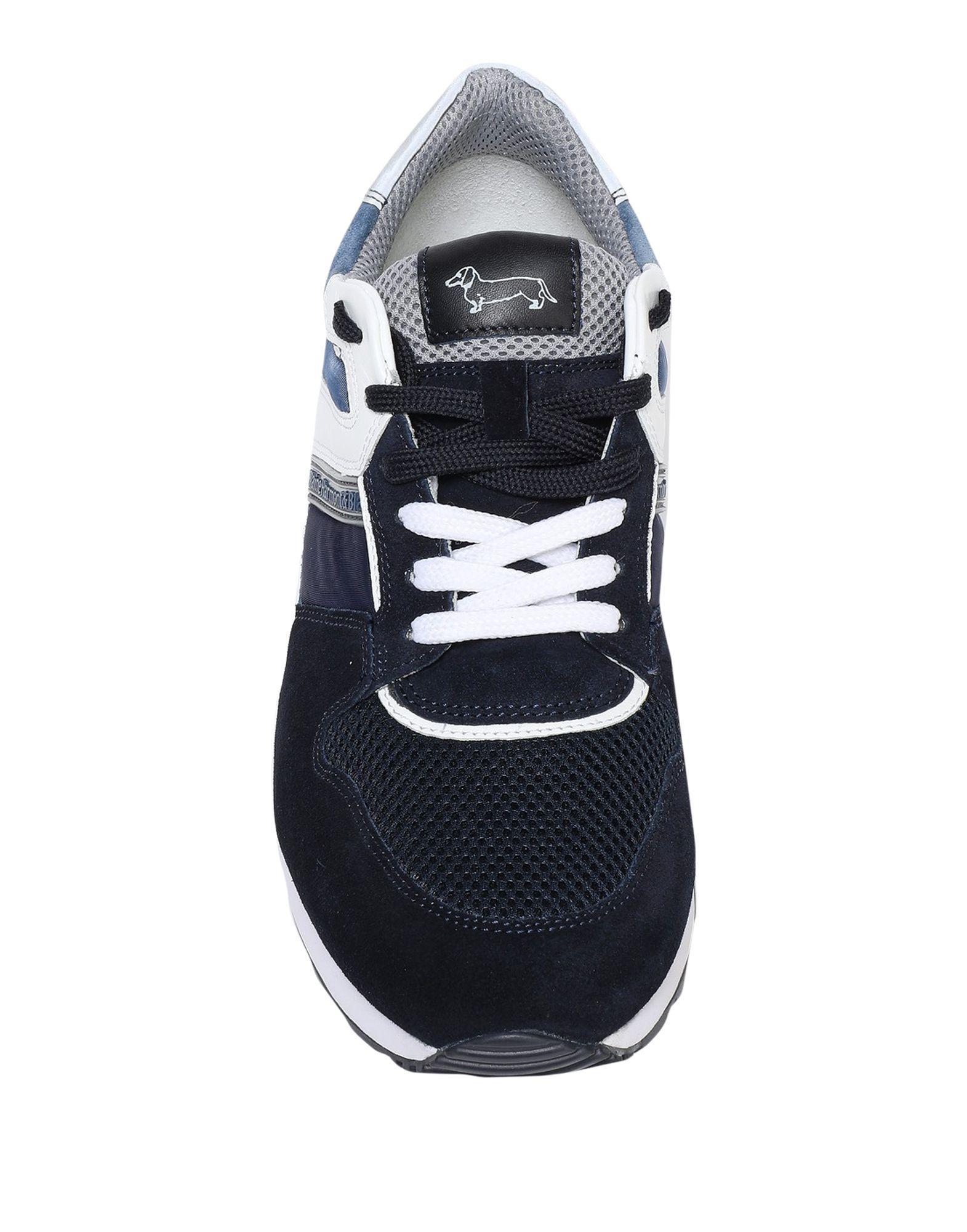 Sneakers & Deportivas Harmont & Blaine de Neopreno de color Azul para hombre