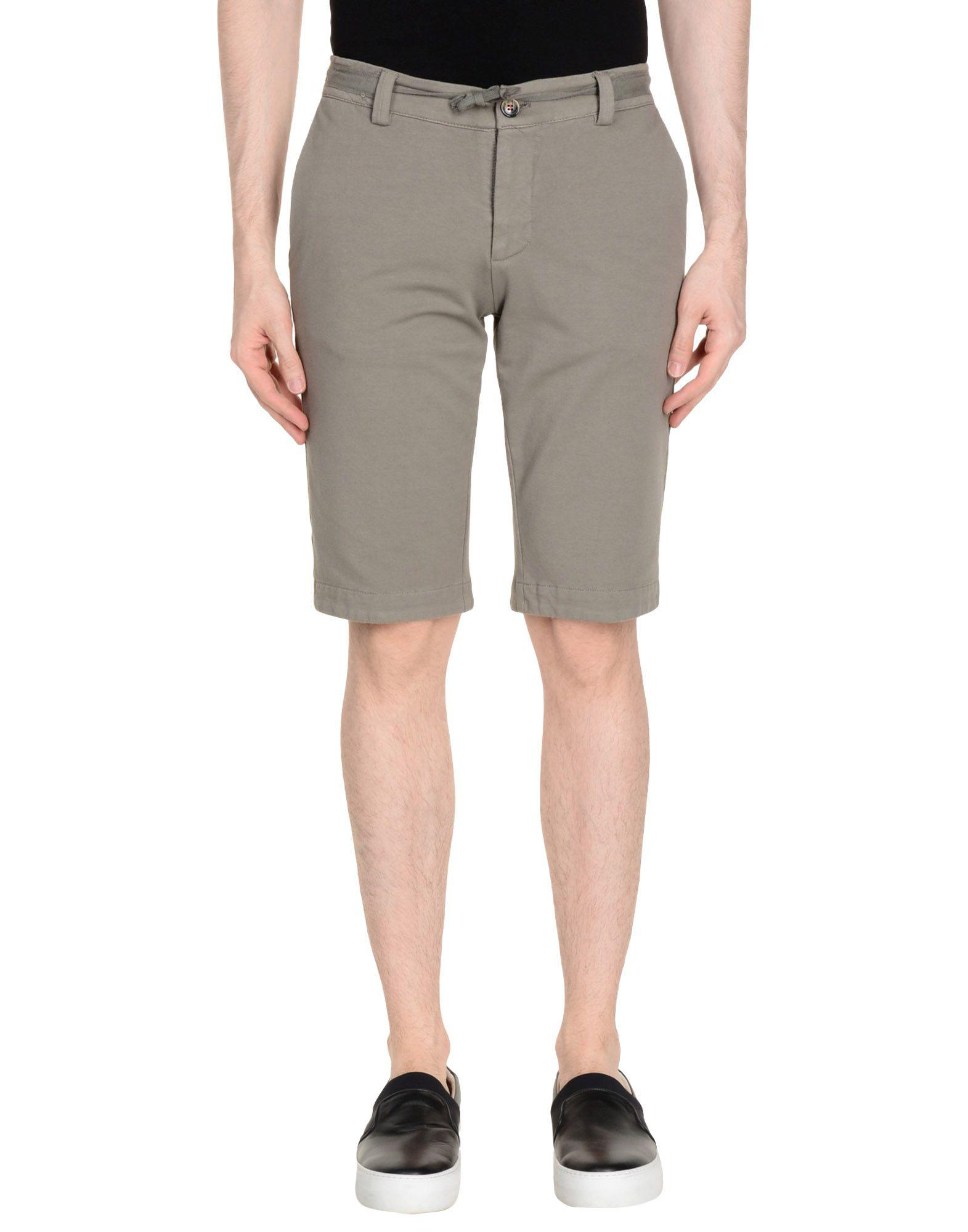 TROUSERS - Bermuda shorts Centoquattro A8Odufh