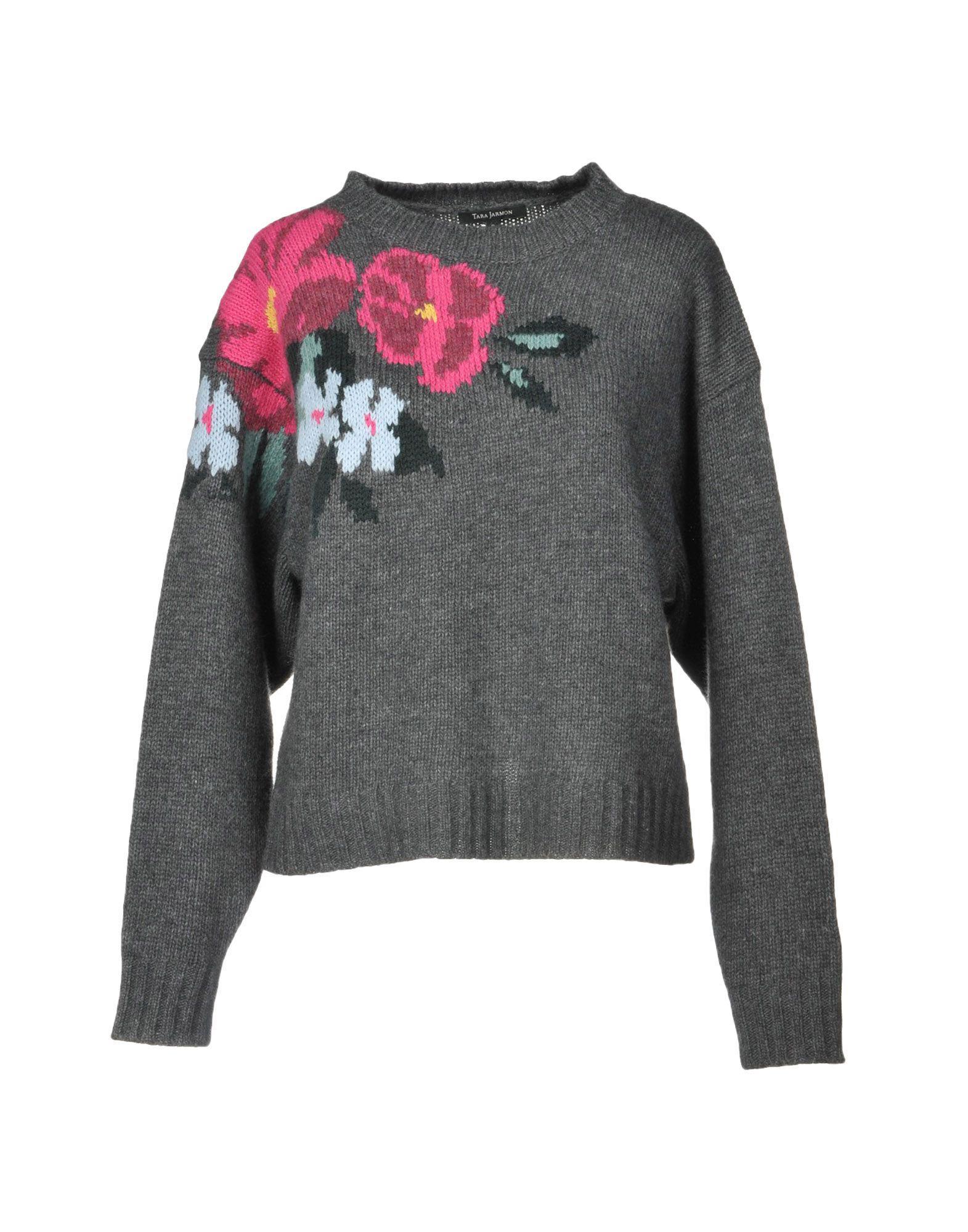 Tara Jarmon - Gray Sweater - Lyst. View fullscreen 868f964e2