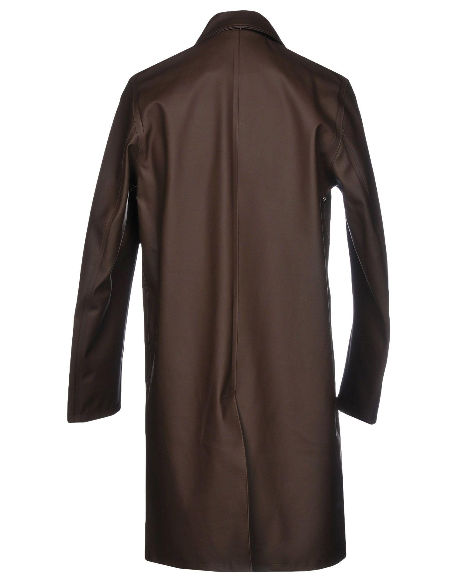 Stutterheim Jacket in Cocoa (Brown) for Men