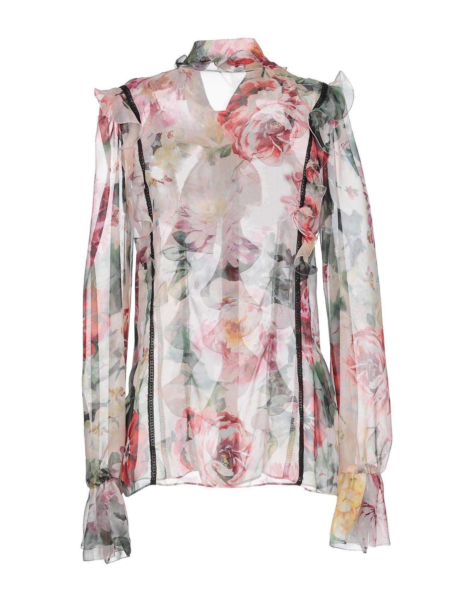 Blouse Synthétique Dolce & Gabbana