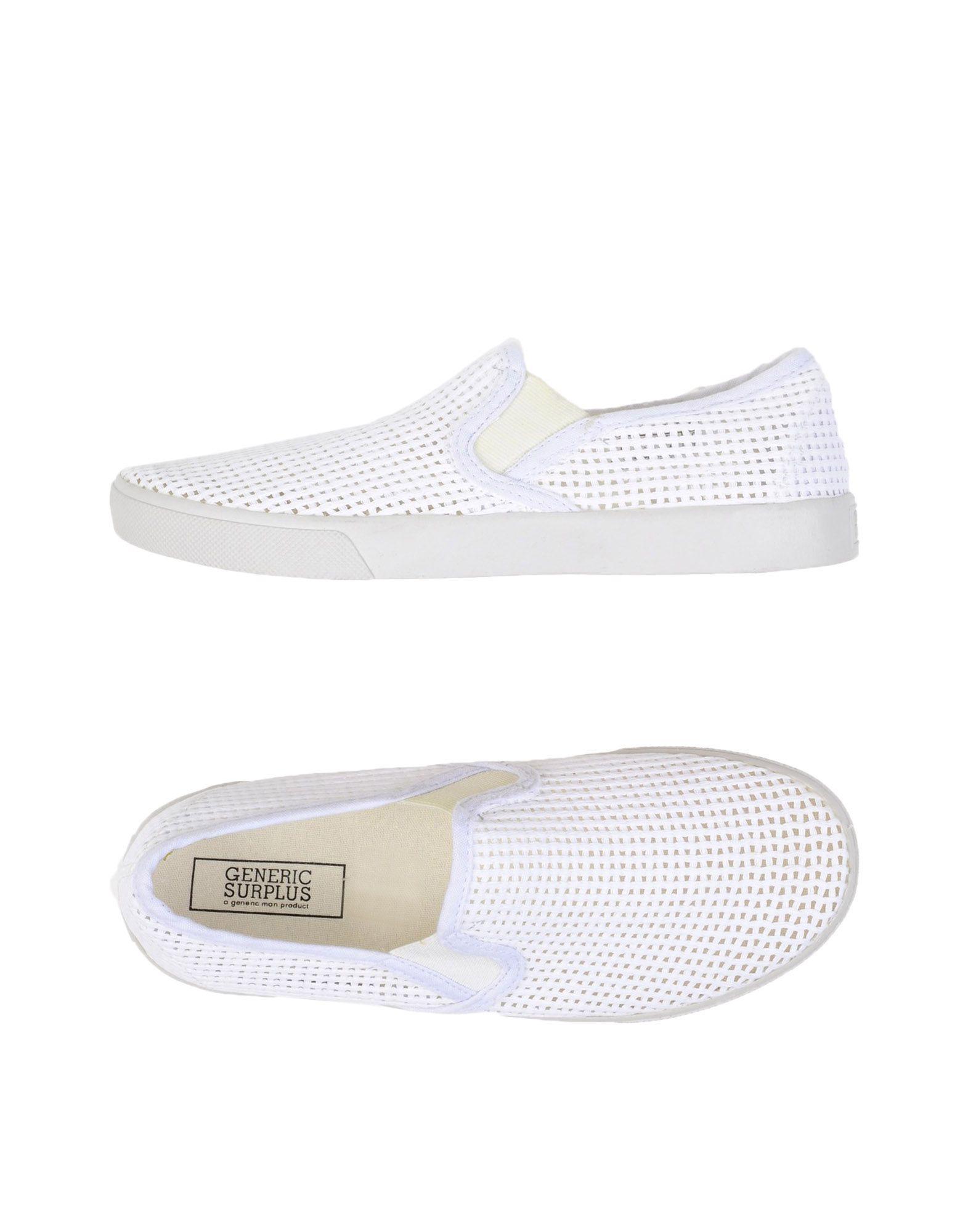 FOOTWEAR - Low-tops & sneakers Generic Surplus iuyKdD