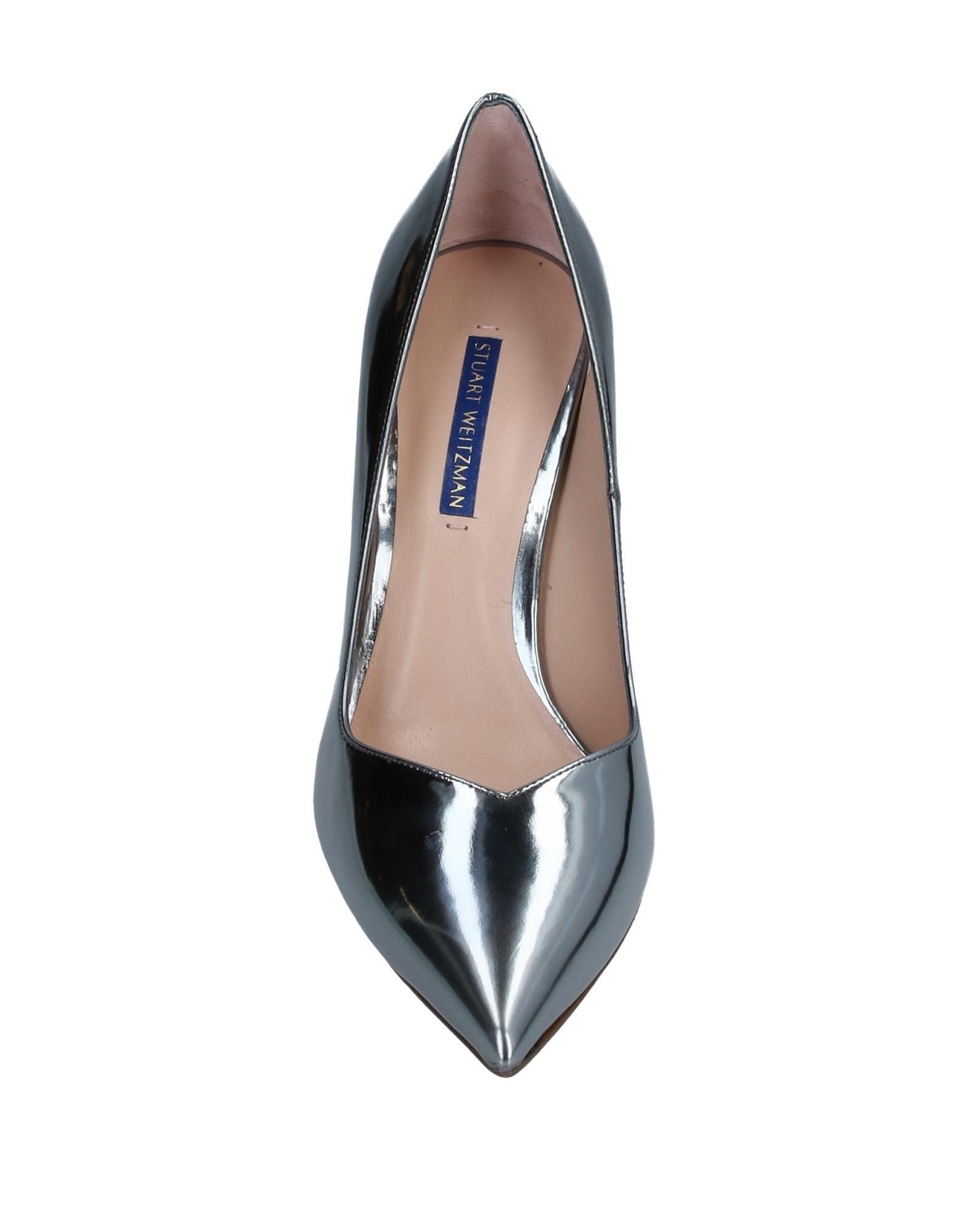 Zapatos de salón Stuart Weitzman de color Metálico