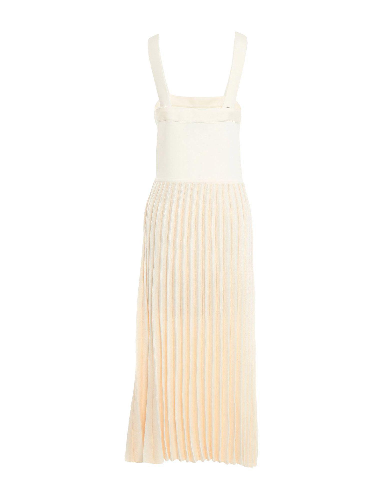 Robe mi-longue Synthétique 10 Crosby Derek Lam en coloris Blanc