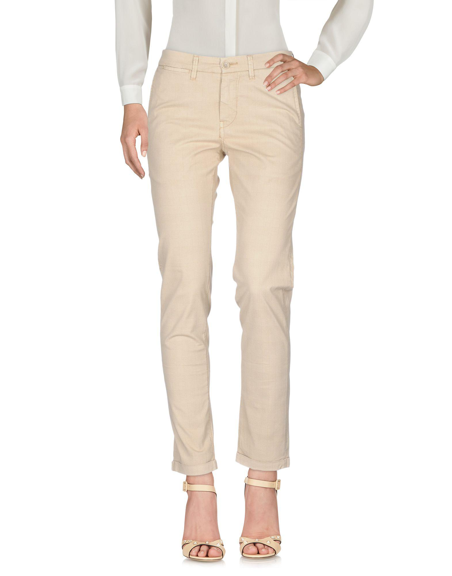 TROUSERS - Casual trousers Re-hash Clearance Top Quality FCU2J