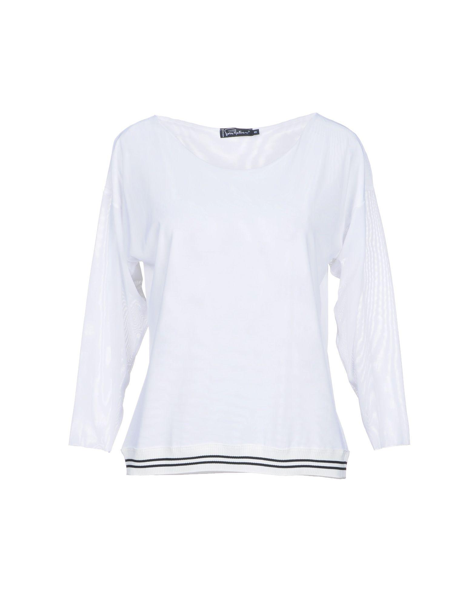 T White Lyst Shirt Pierre Mantoux In 4wqHSEfq