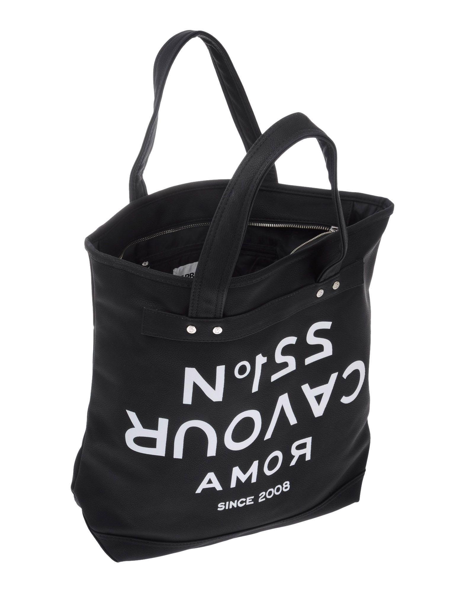 5preview Handtaschen in Schwarz 5HupM