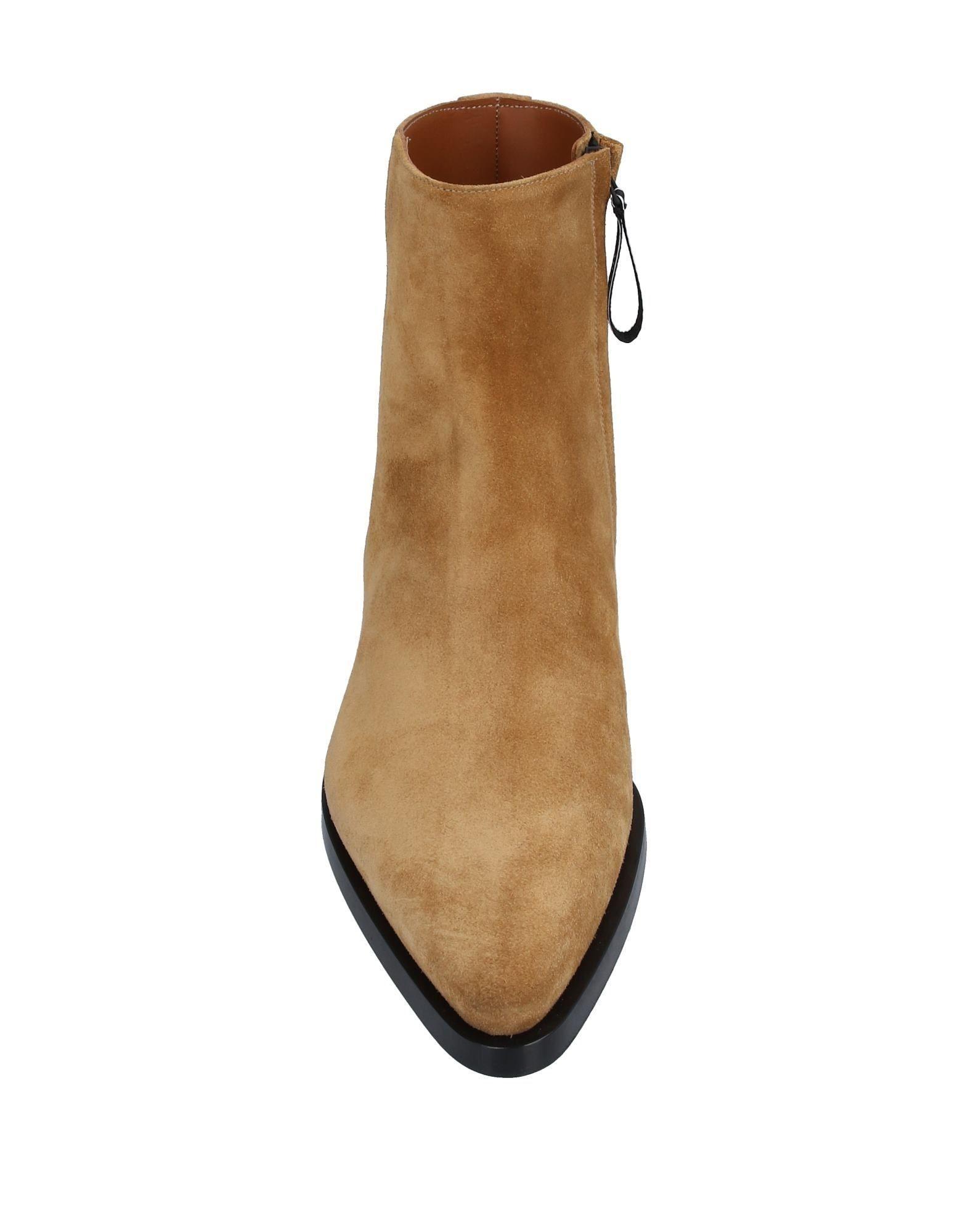 Botines de caña alta Givenchy de Ante de color Marrón para hombre