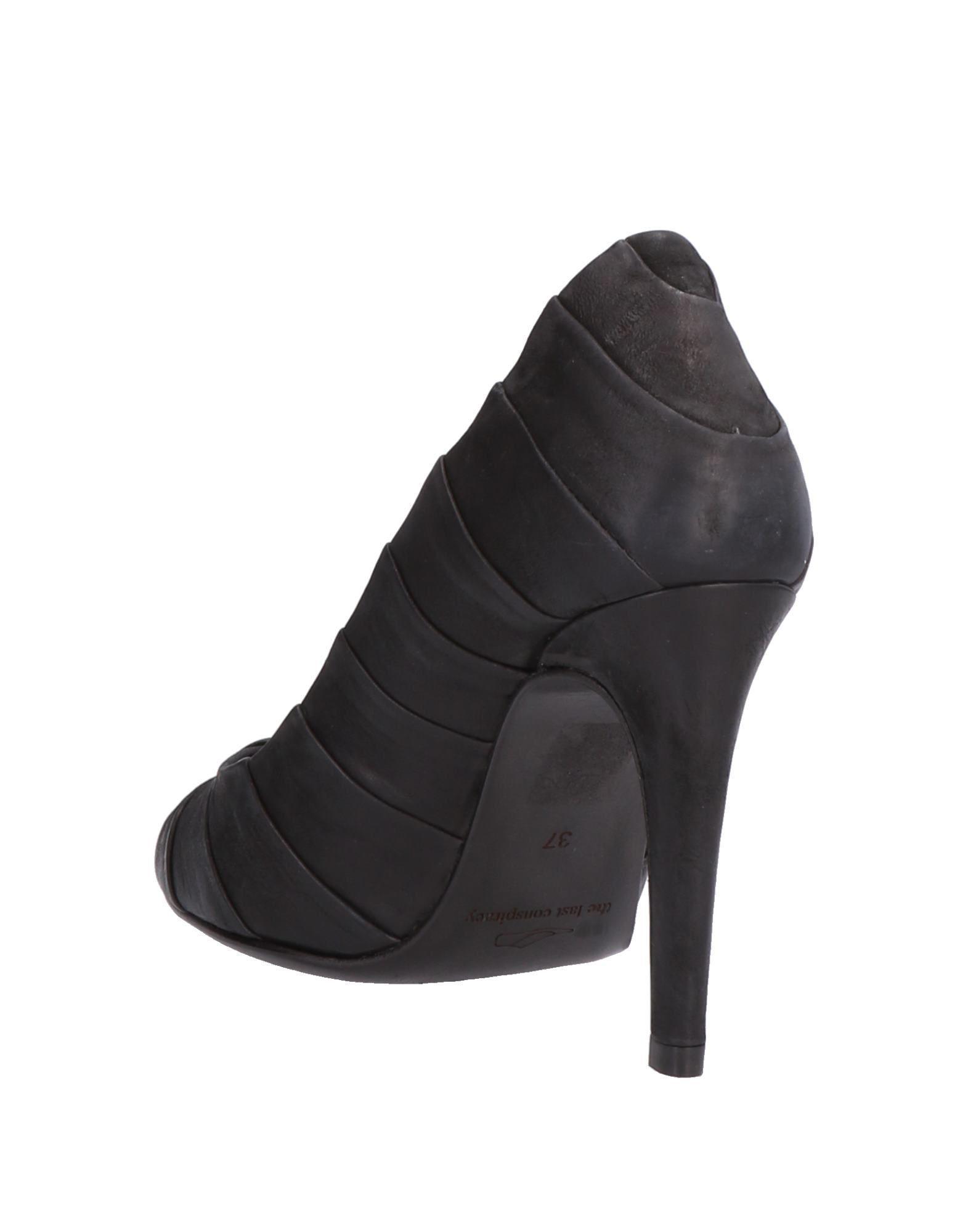 Zapatos de salón The Last Conspiracy de Cuero de color Negro