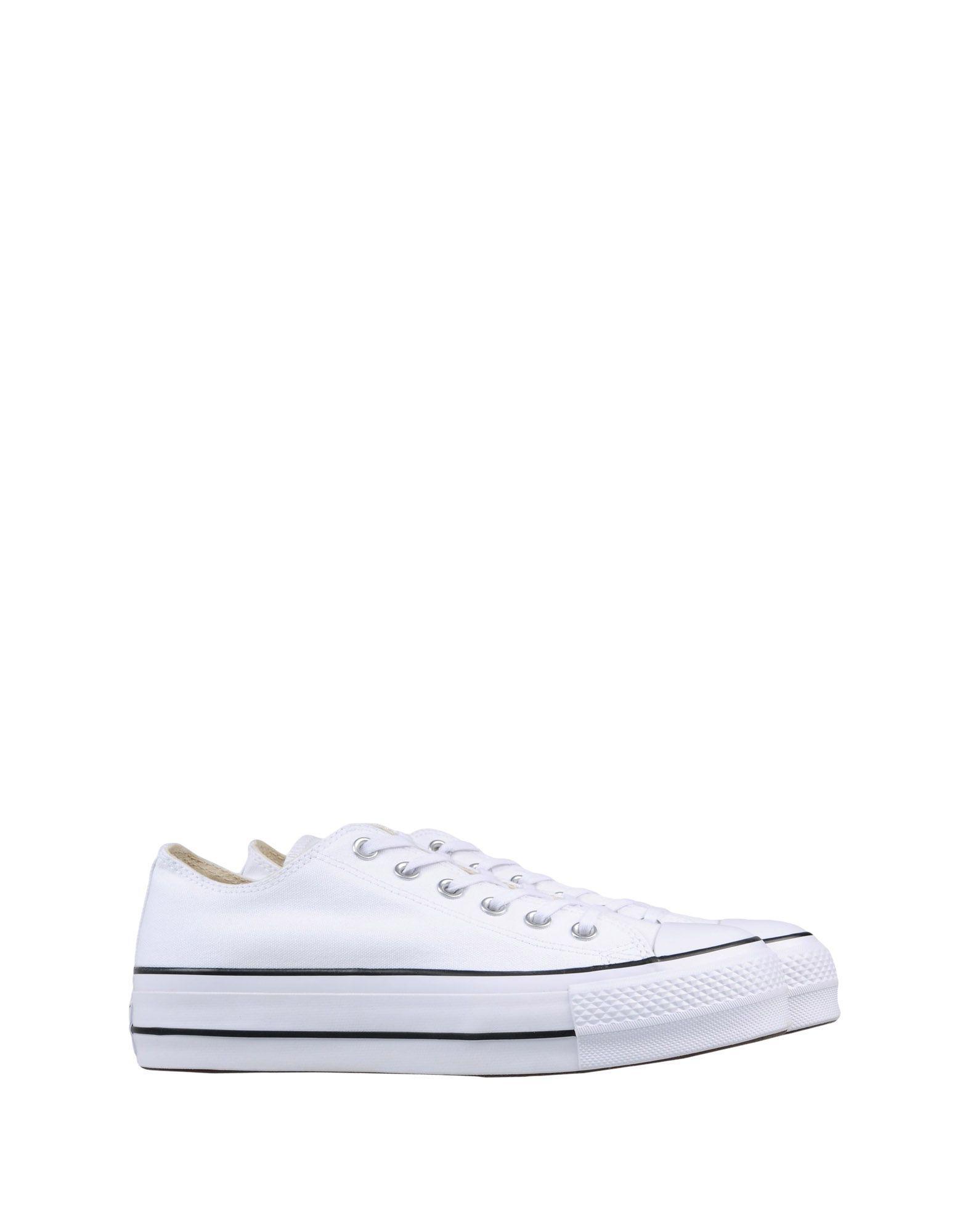 Sneakers & Deportivas Converse de Lona de color Blanco