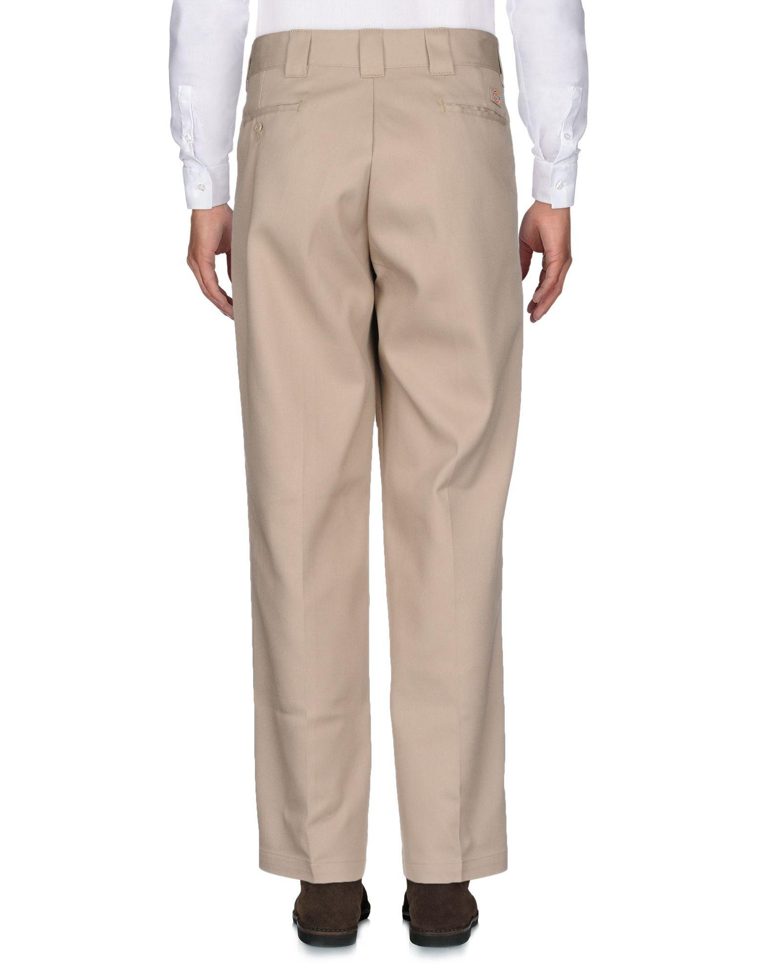 Dickies Synthetic Casual Trouser in Sand (Natural) for Men
