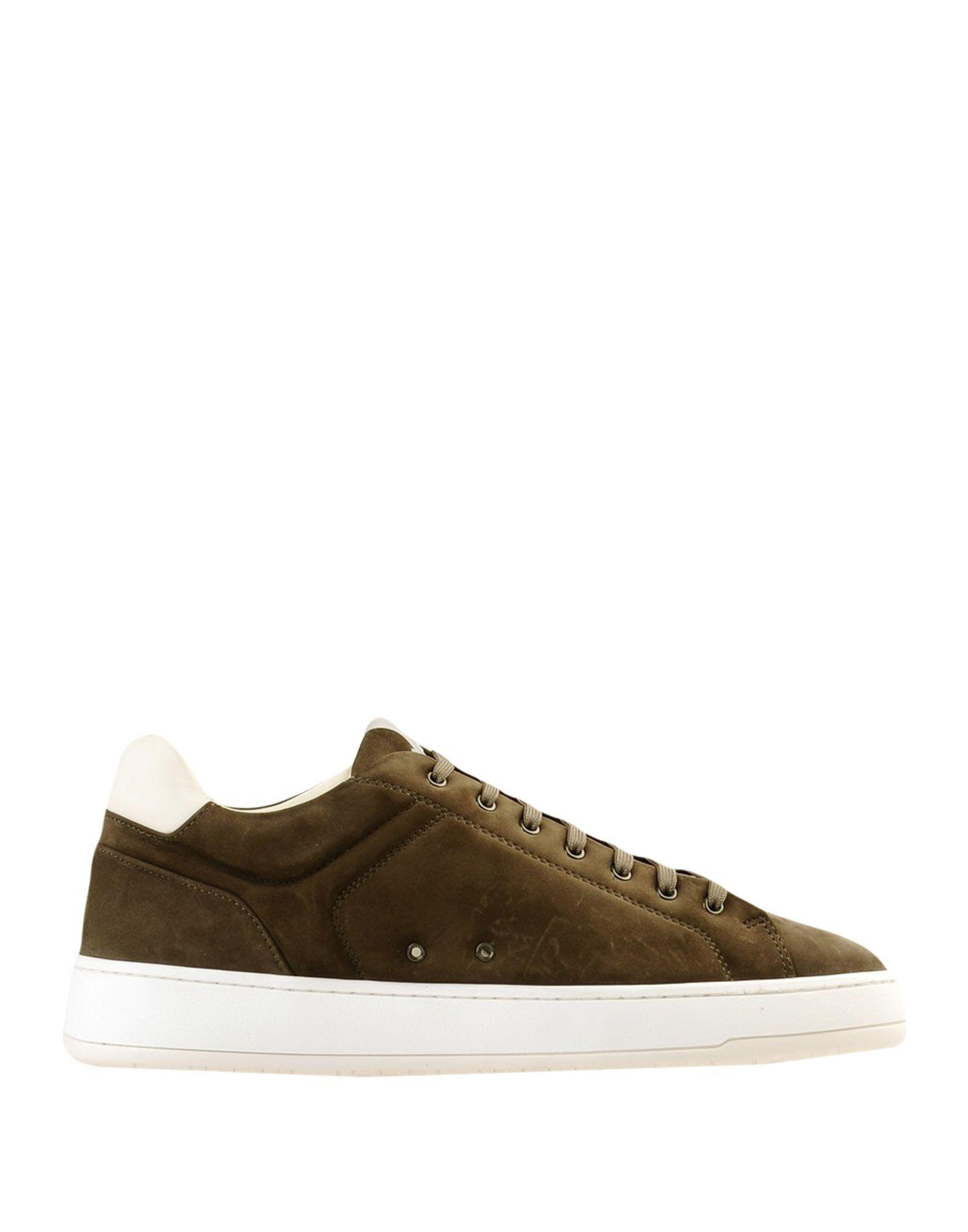 Lyst - ETQ Amsterdam Low-tops   Sneakers in Green for Men 524a8d42b