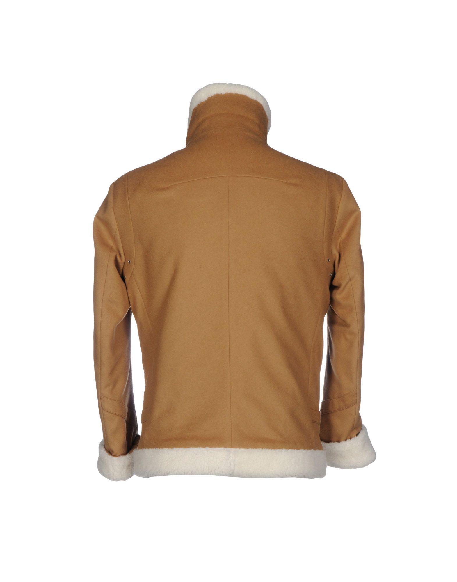 Billtornade Jacket in Camel (Brown) for Men