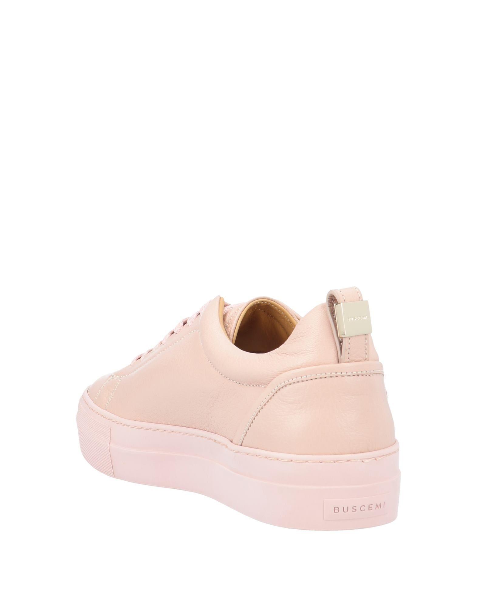 Sneakers & Deportivas Buscemi de Cuero de color Rosa