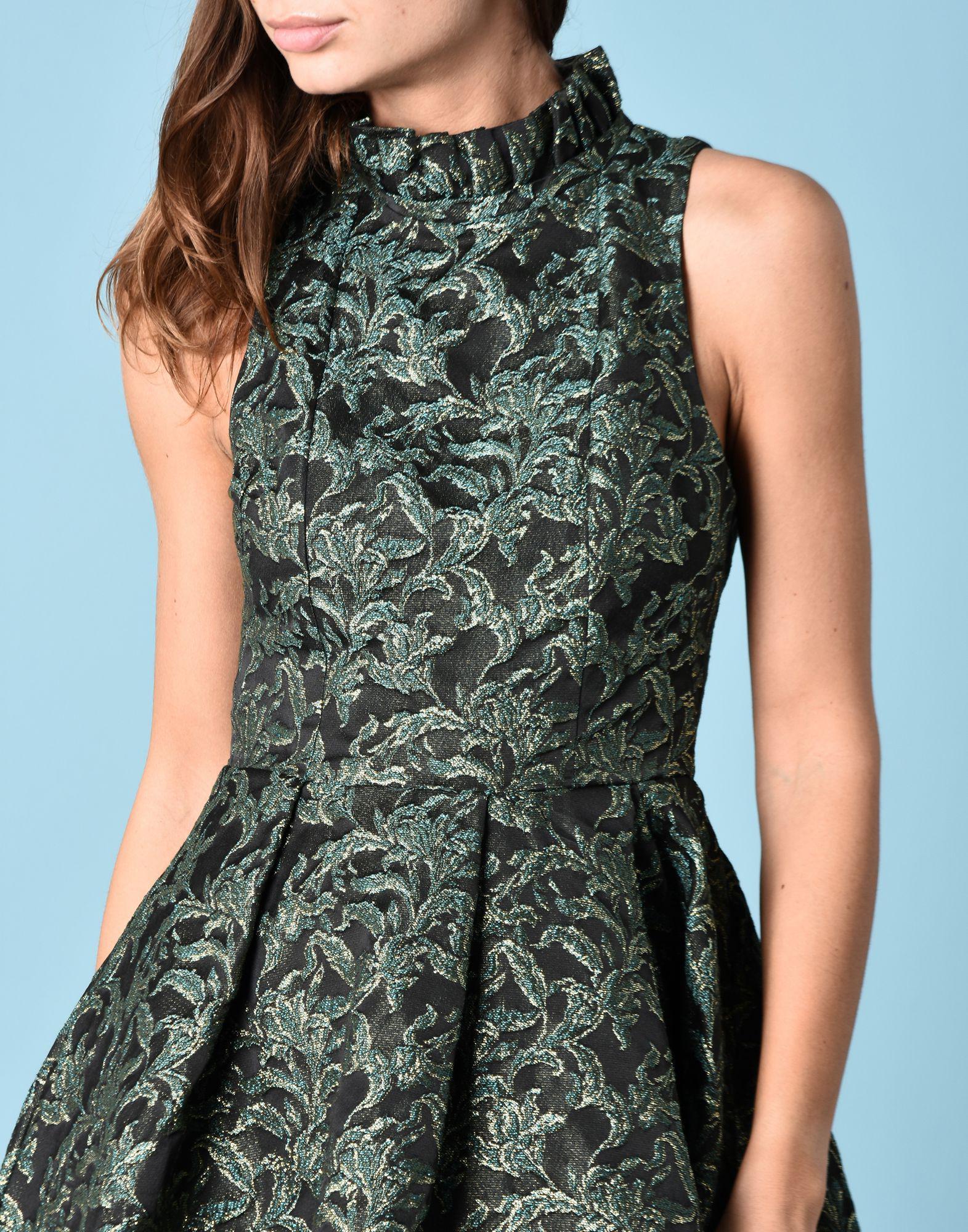 Minivestido Jolie By Edward Spiers de Tejido sintético de color Verde