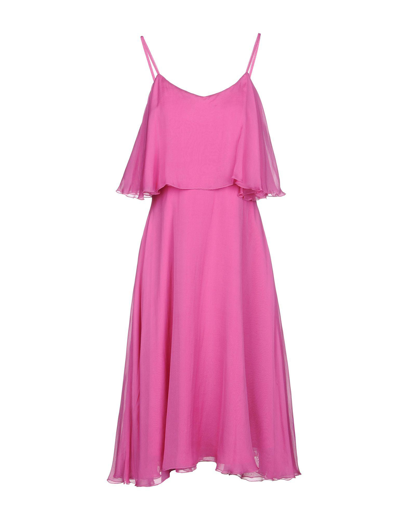 DRESSES - Knee-length dresses Space Style Concept Outlet Newest f6XPtTQsX