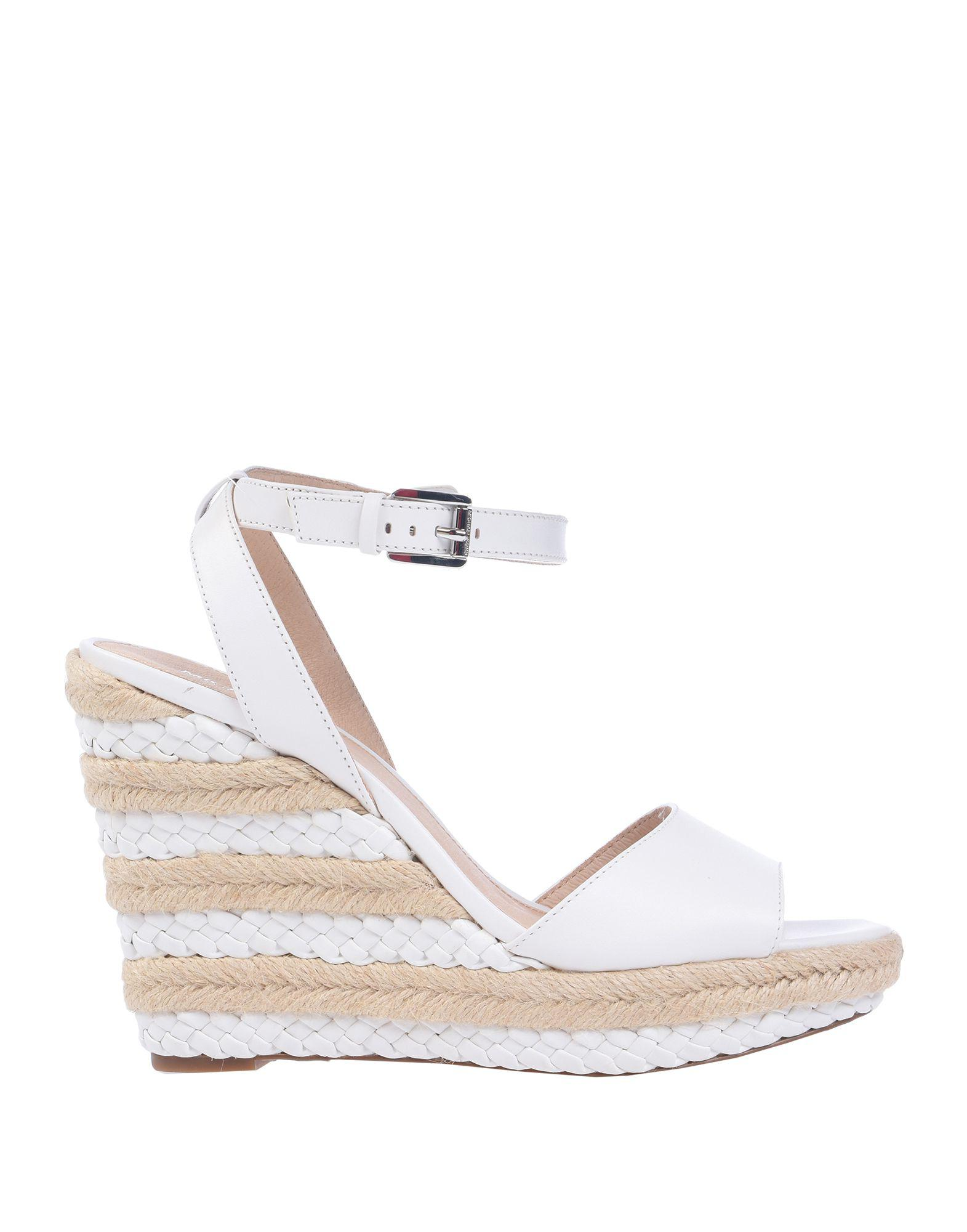 5110a32352e Lyst - Michael Michael Kors Sandals in White