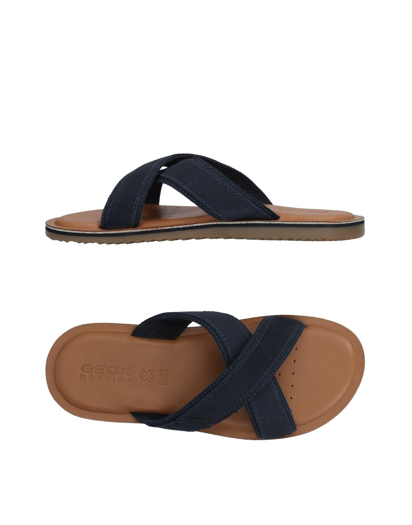 e2bc5e9ef Lyst - Geox Sandals in Blue for Men