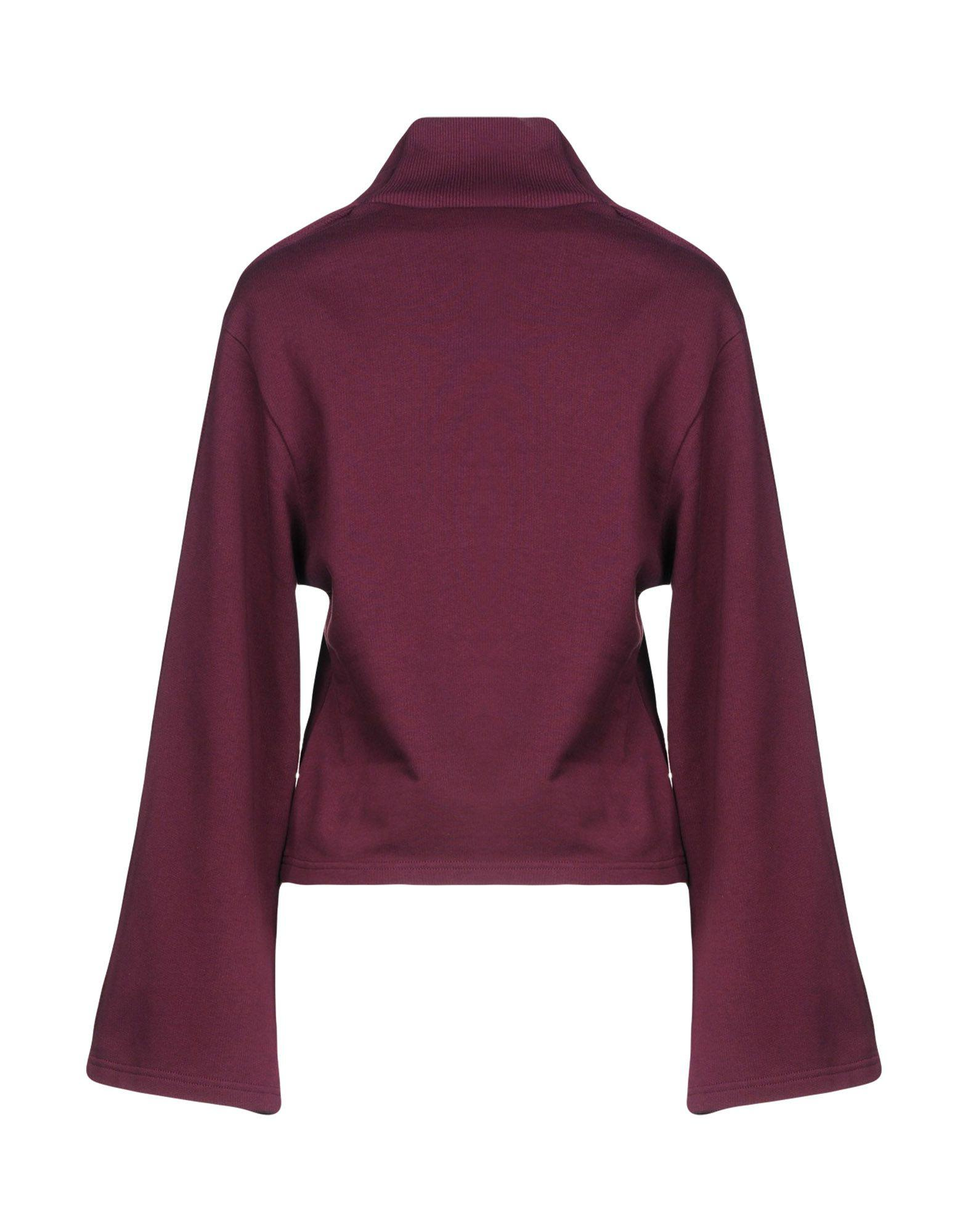 Sweat-shirt Coton Y. Project en coloris Violet