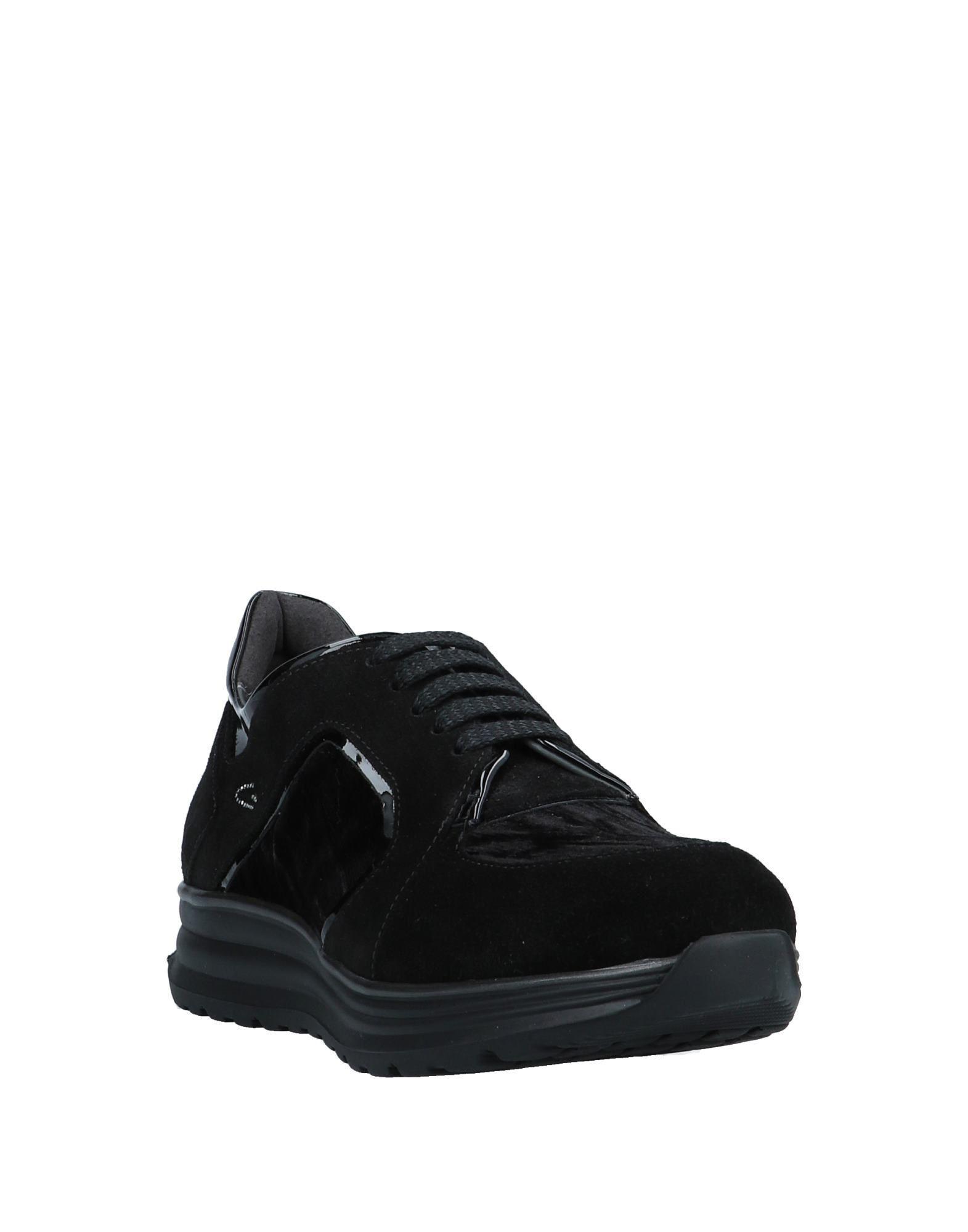 Sneakers & Deportivas Alberto Guardiani de Terciopelo de color Negro
