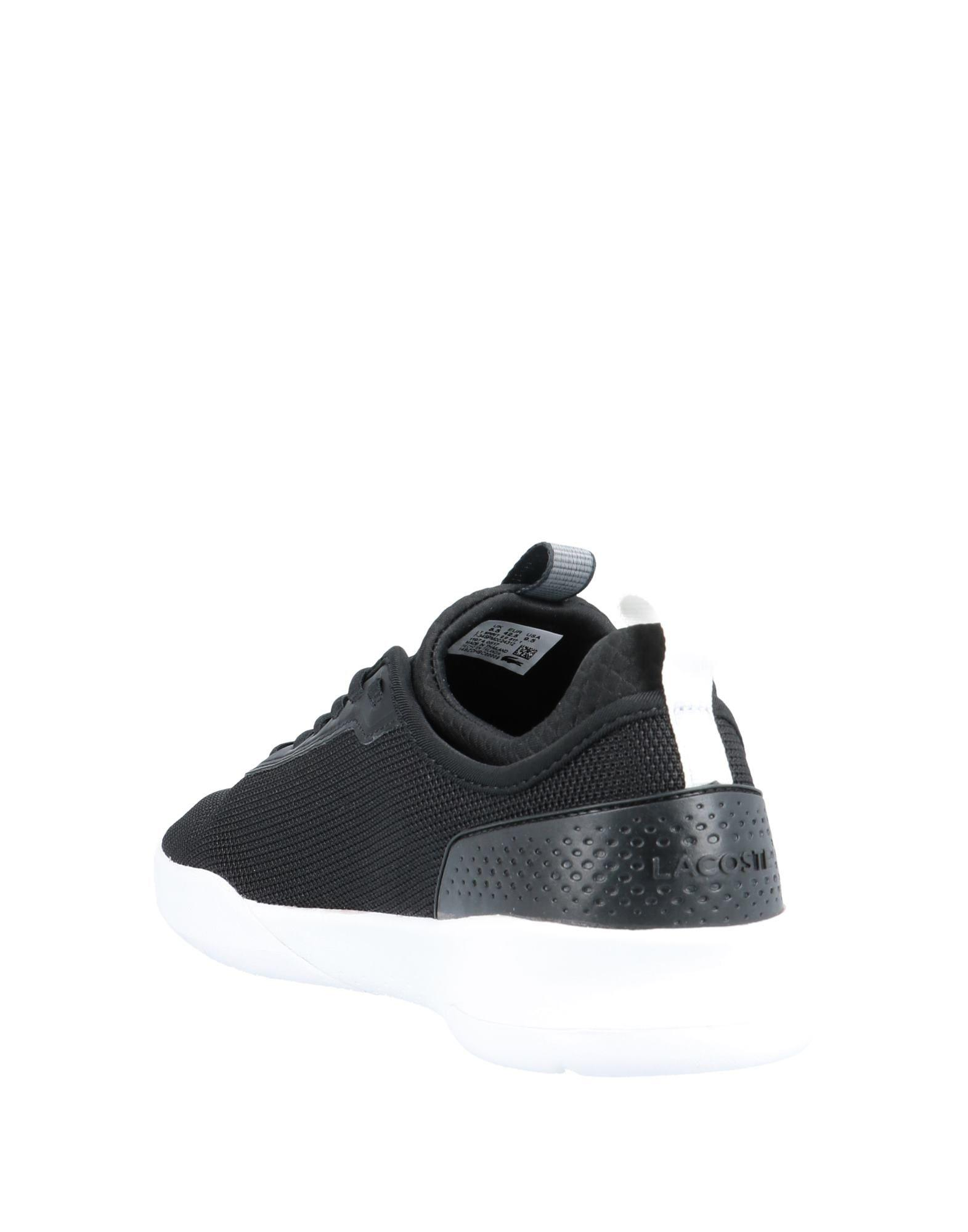 3902554d5dcbcc Lyst - Lacoste Sport Low-tops   Sneakers in Black for Men