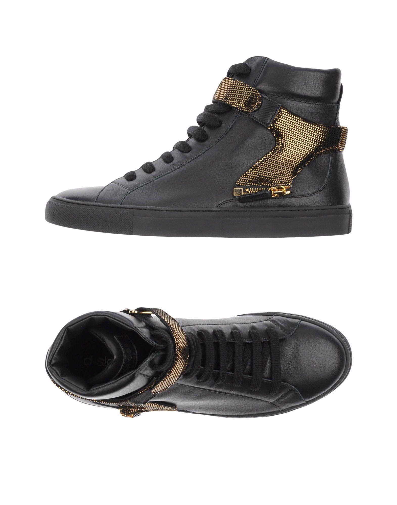 FOOTWEAR - High-tops & sneakers d-s!de G2csx