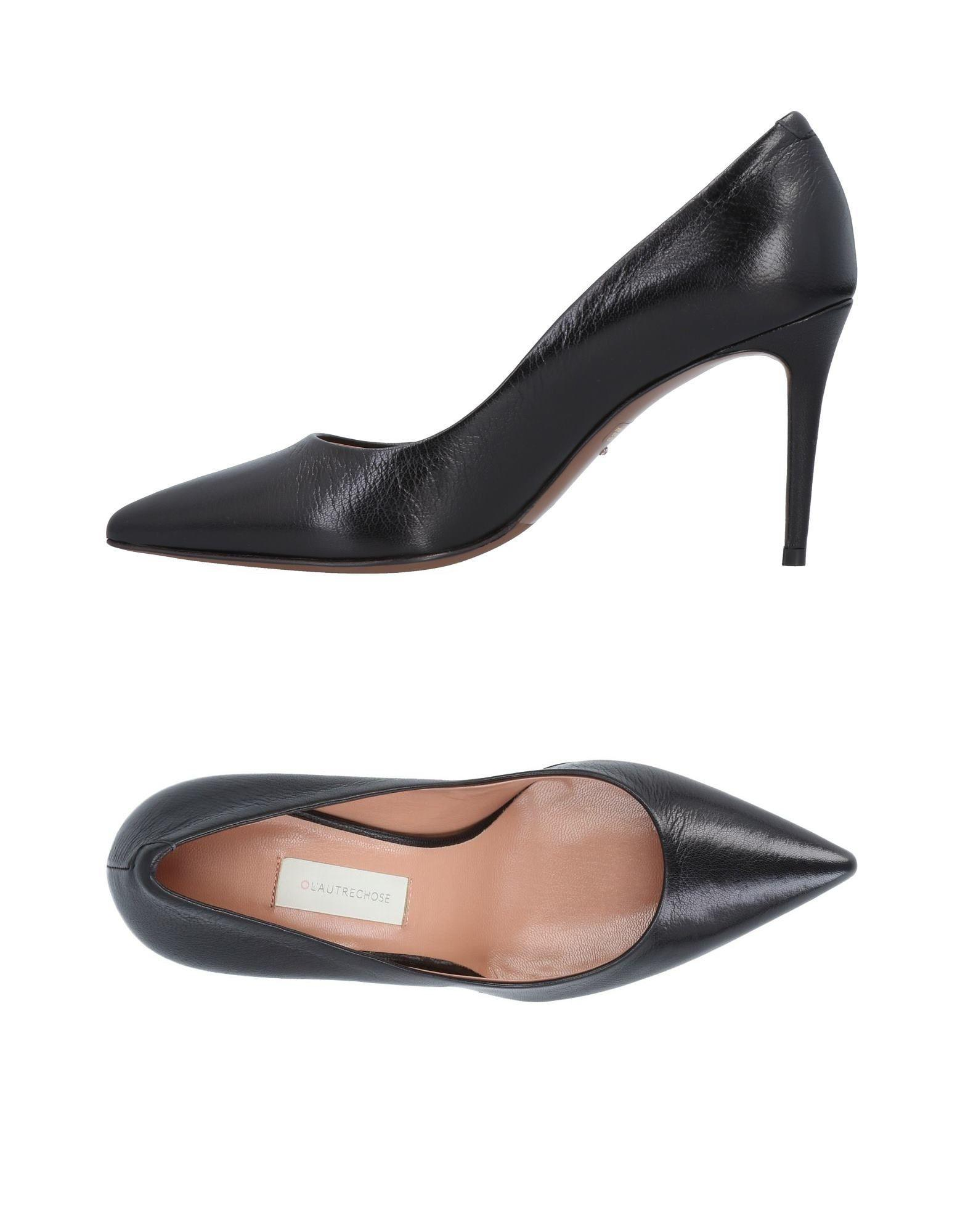 Cheap Lautre Chose Pumps Shoes Lead For Women