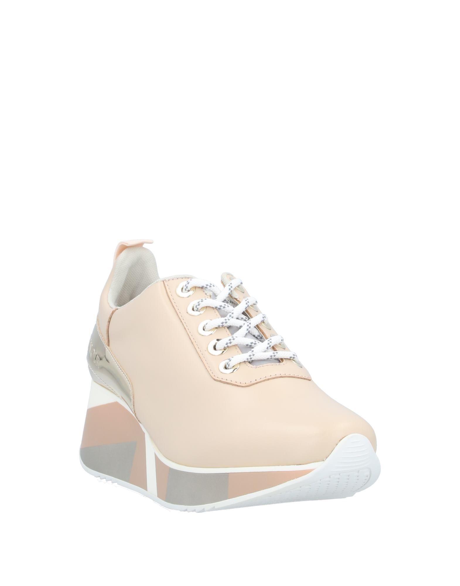 Sneakers & Deportivas CafeNoir de Cuero de color Neutro