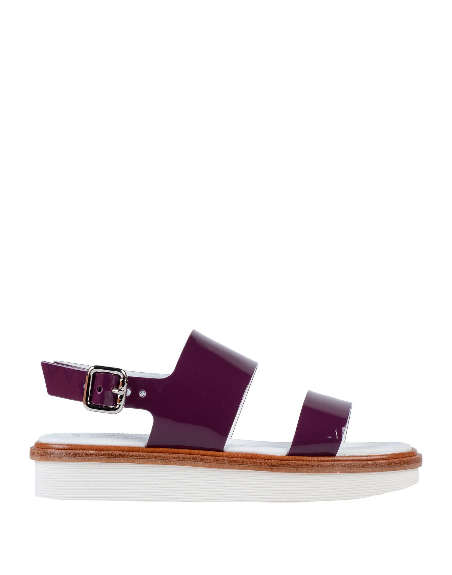 01aa6a54541 Tod s Sandals in Purple - Lyst
