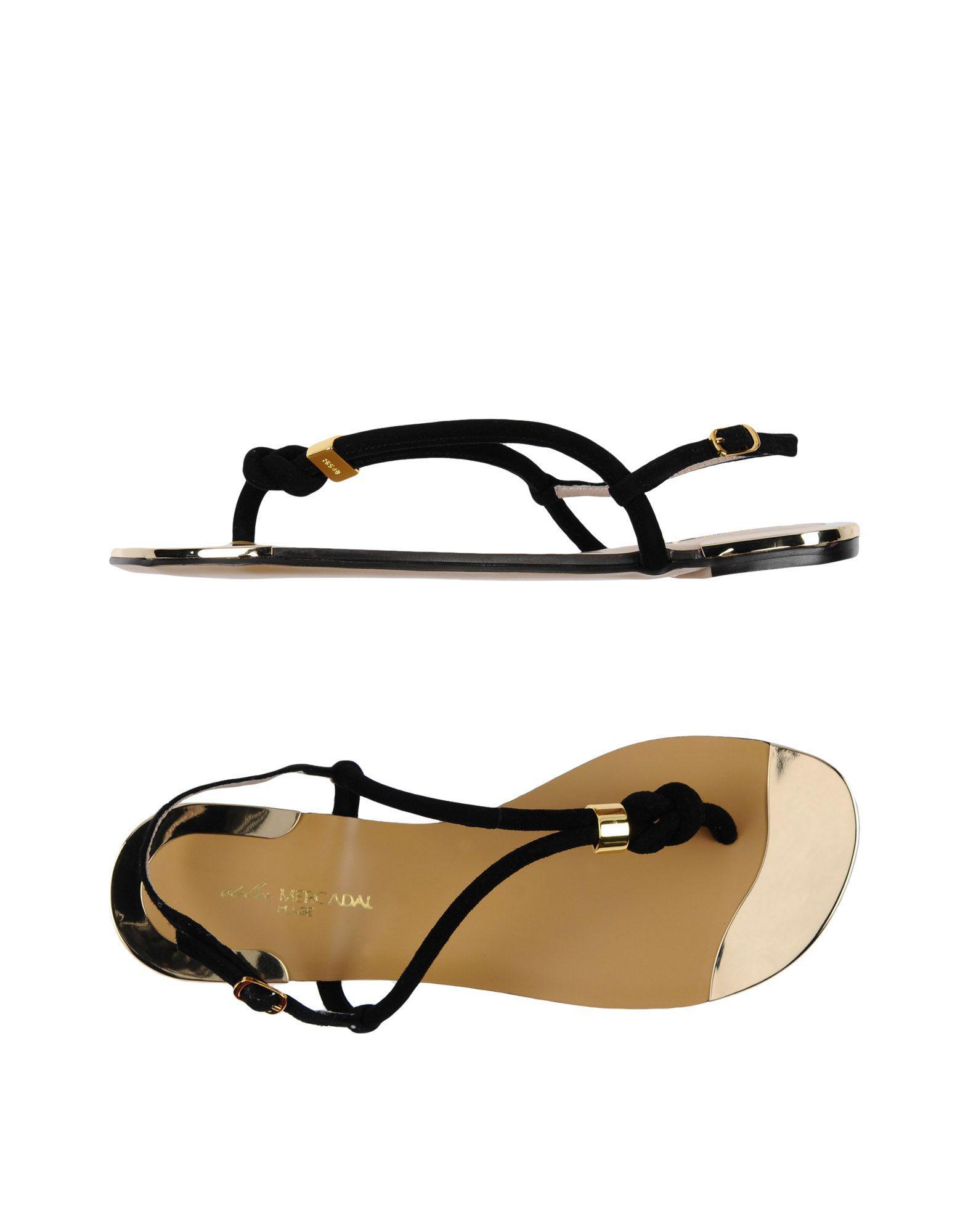 FOOTWEAR - Toe strap sandals on YOOX.COM Mercadal OR0Th5XNT