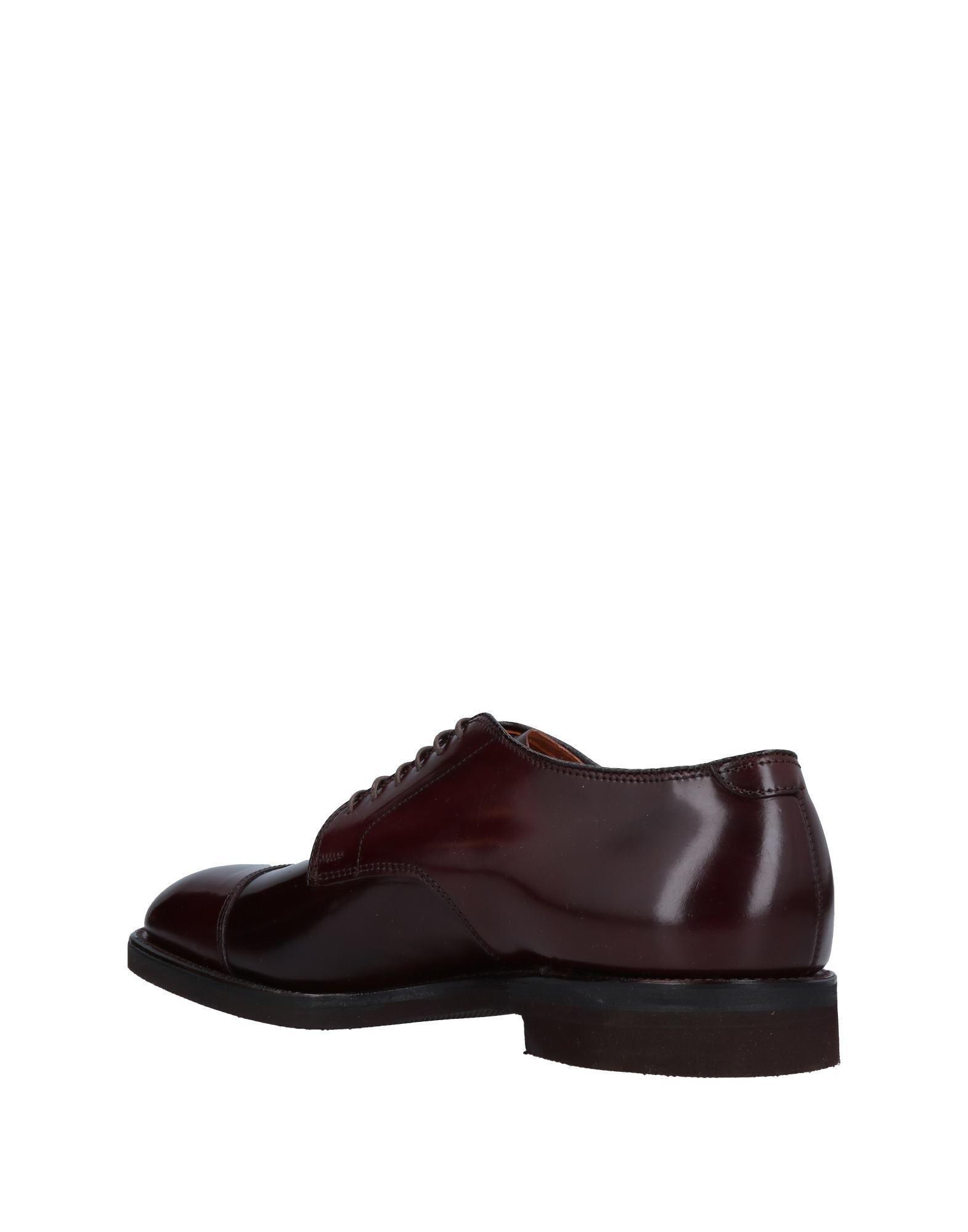 Alden Leather Lace-up Shoe for Men