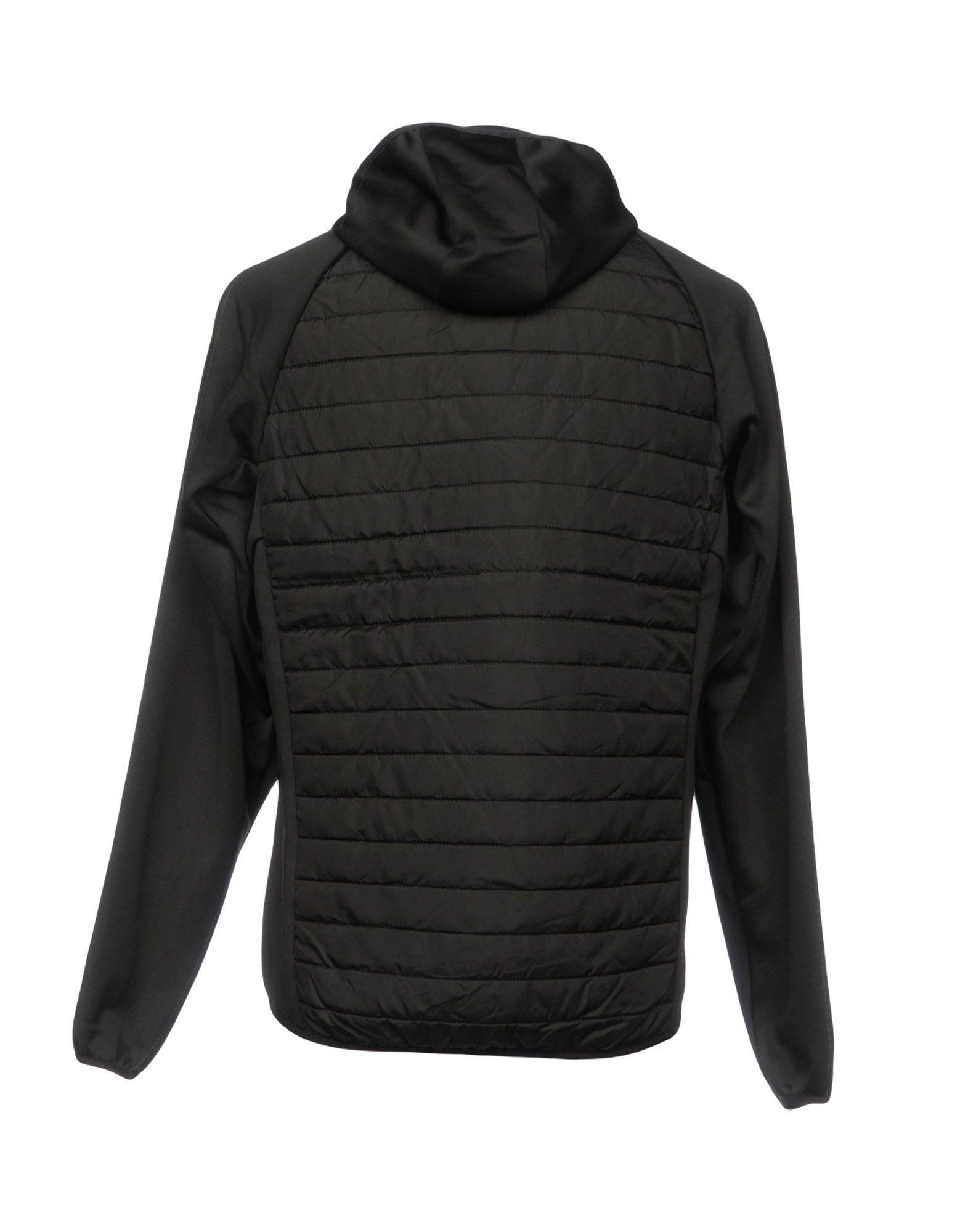 Jack & Jones Neoprene Jacket in Black for Men