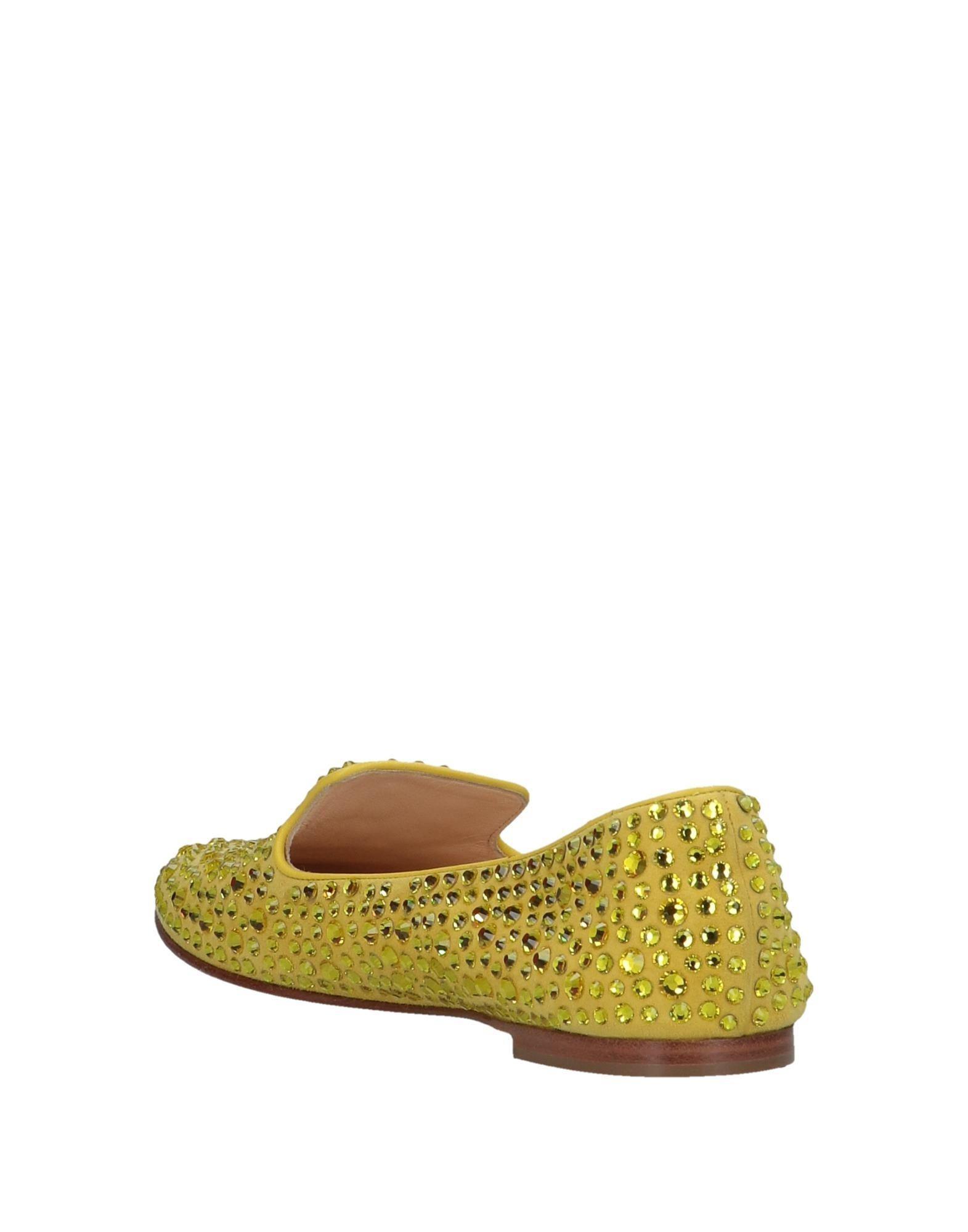 Mocasines Philipp Plein de color Amarillo