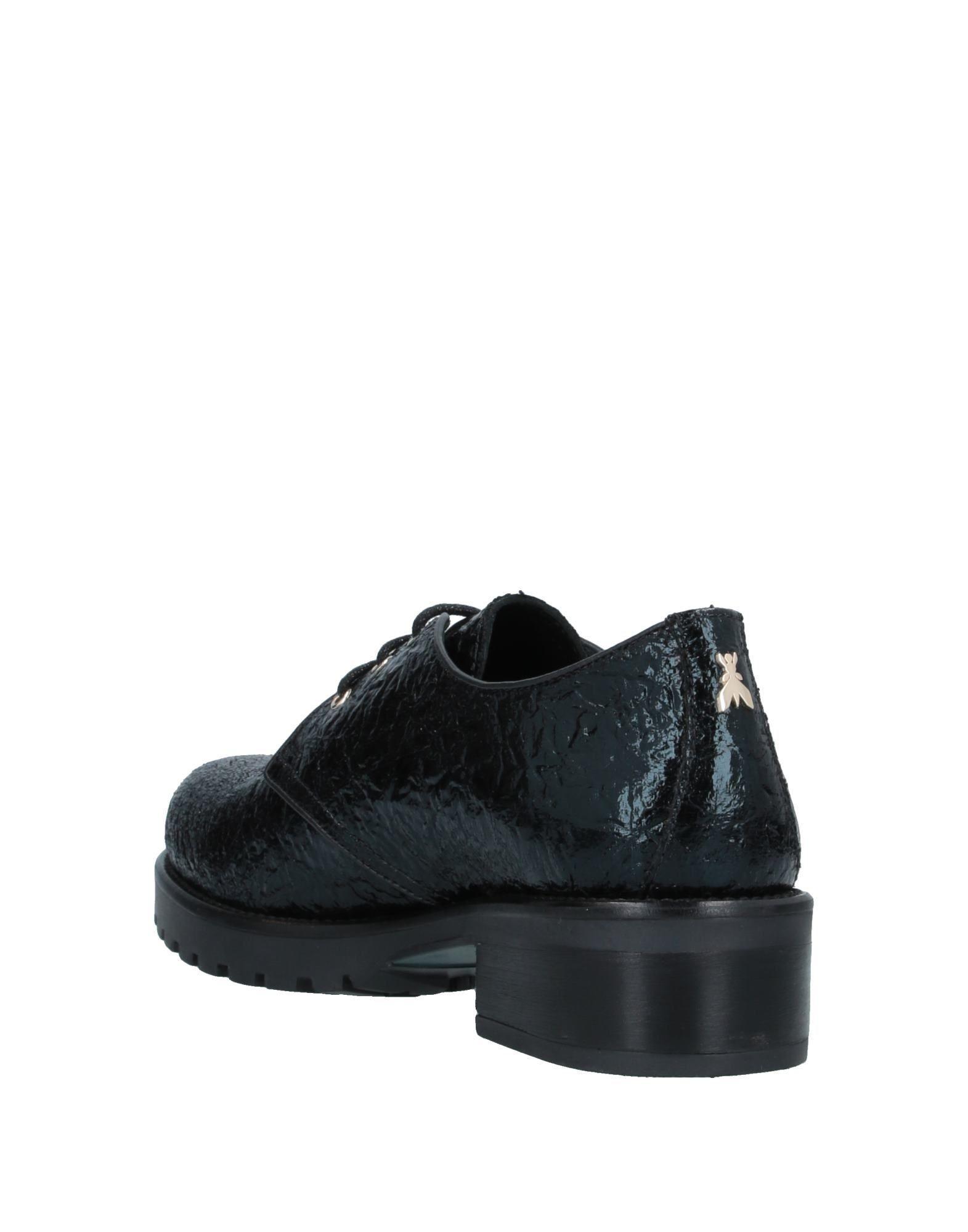 Zapatos de cordones Patrizia Pepe de color Negro