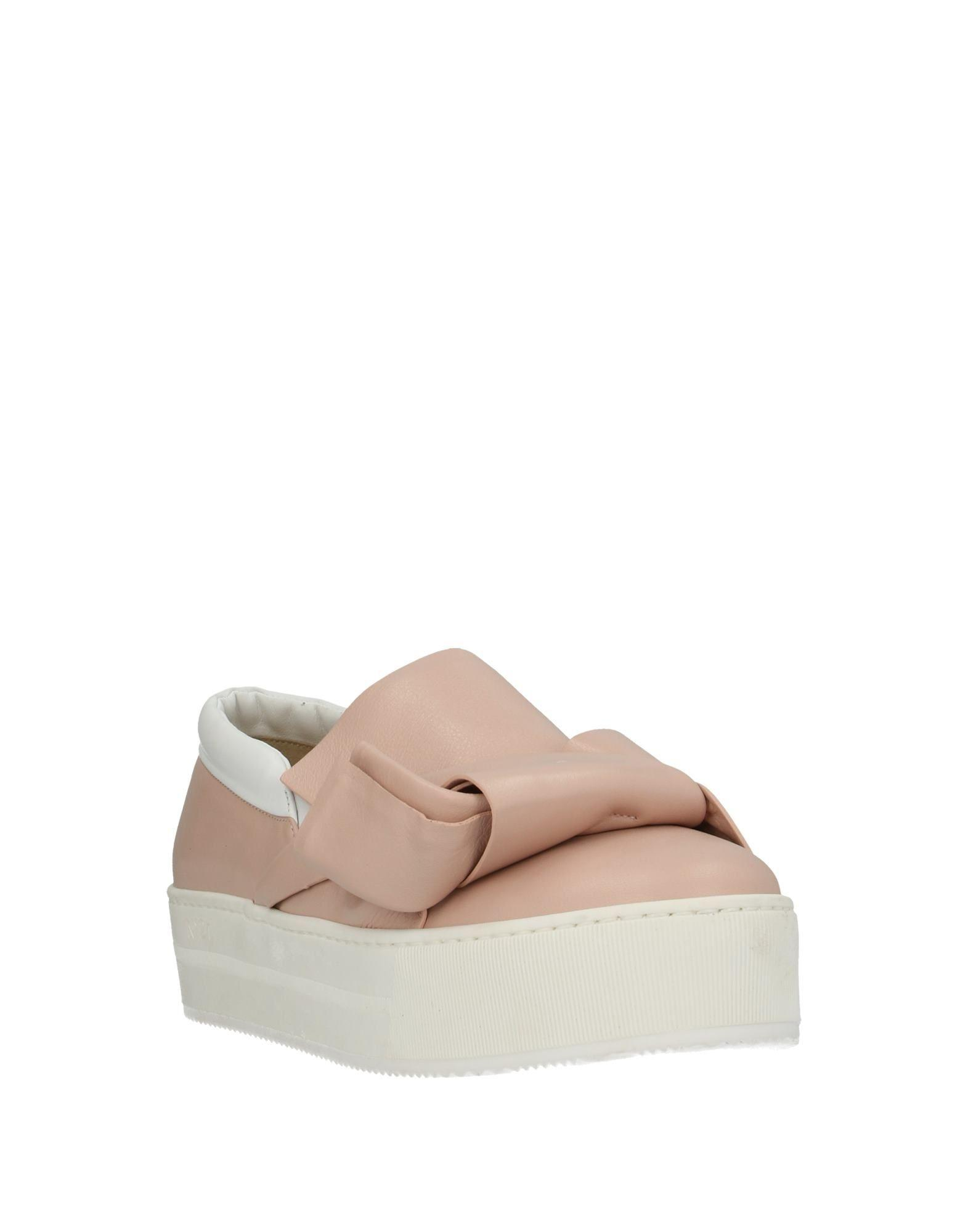 Sneakers & Deportivas N°21 de Cuero de color Rosa