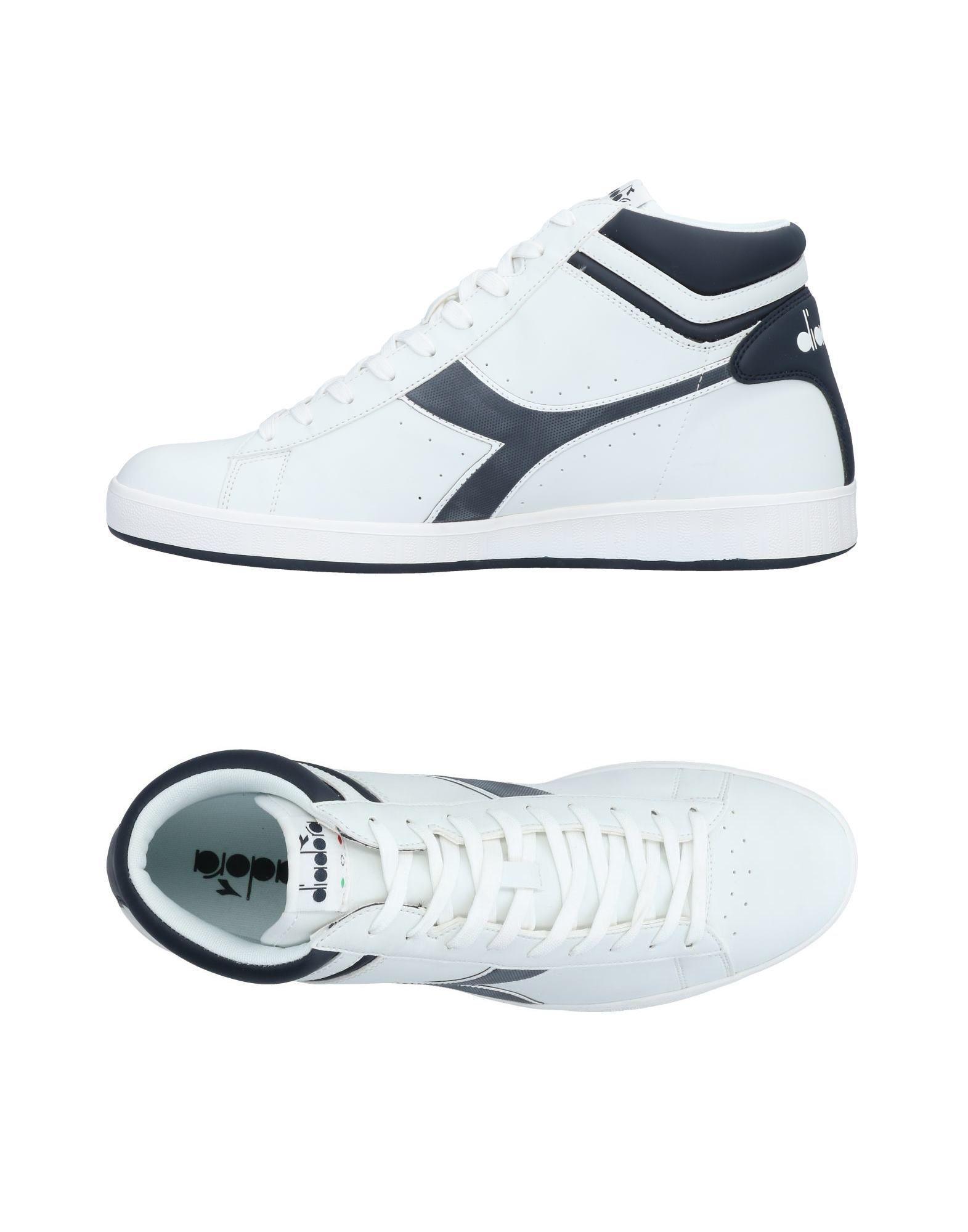 2513cbf10f Men's White High-tops & Sneakers