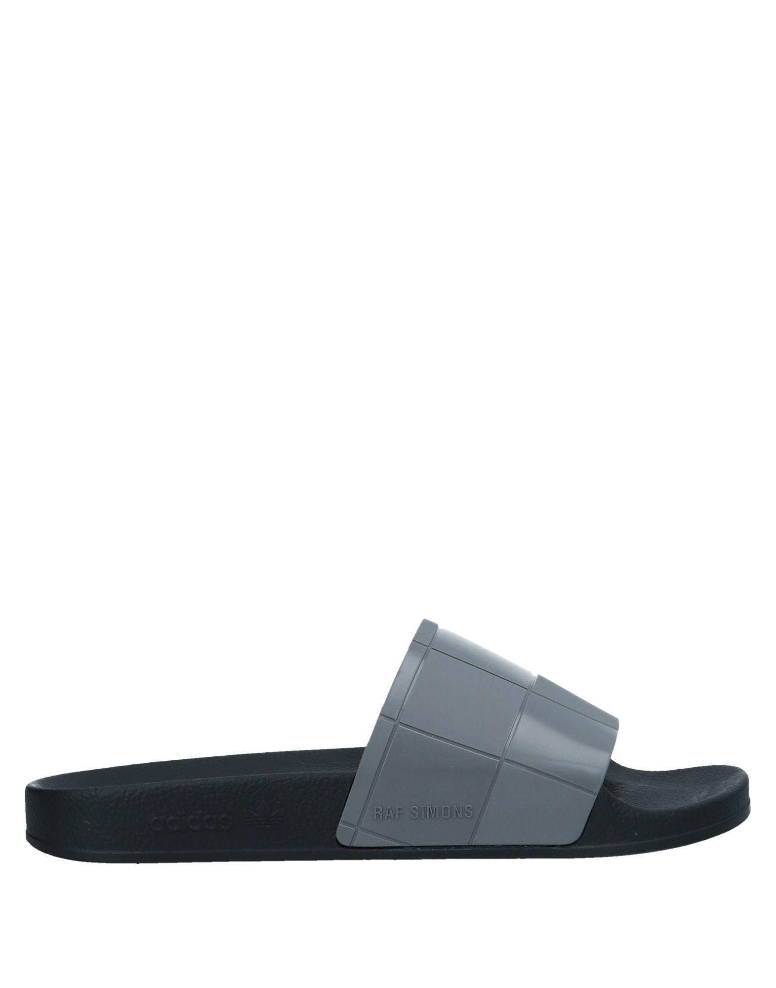 19a1cce93 Lyst - adidas By Raf Simons Sandals in Gray for Men