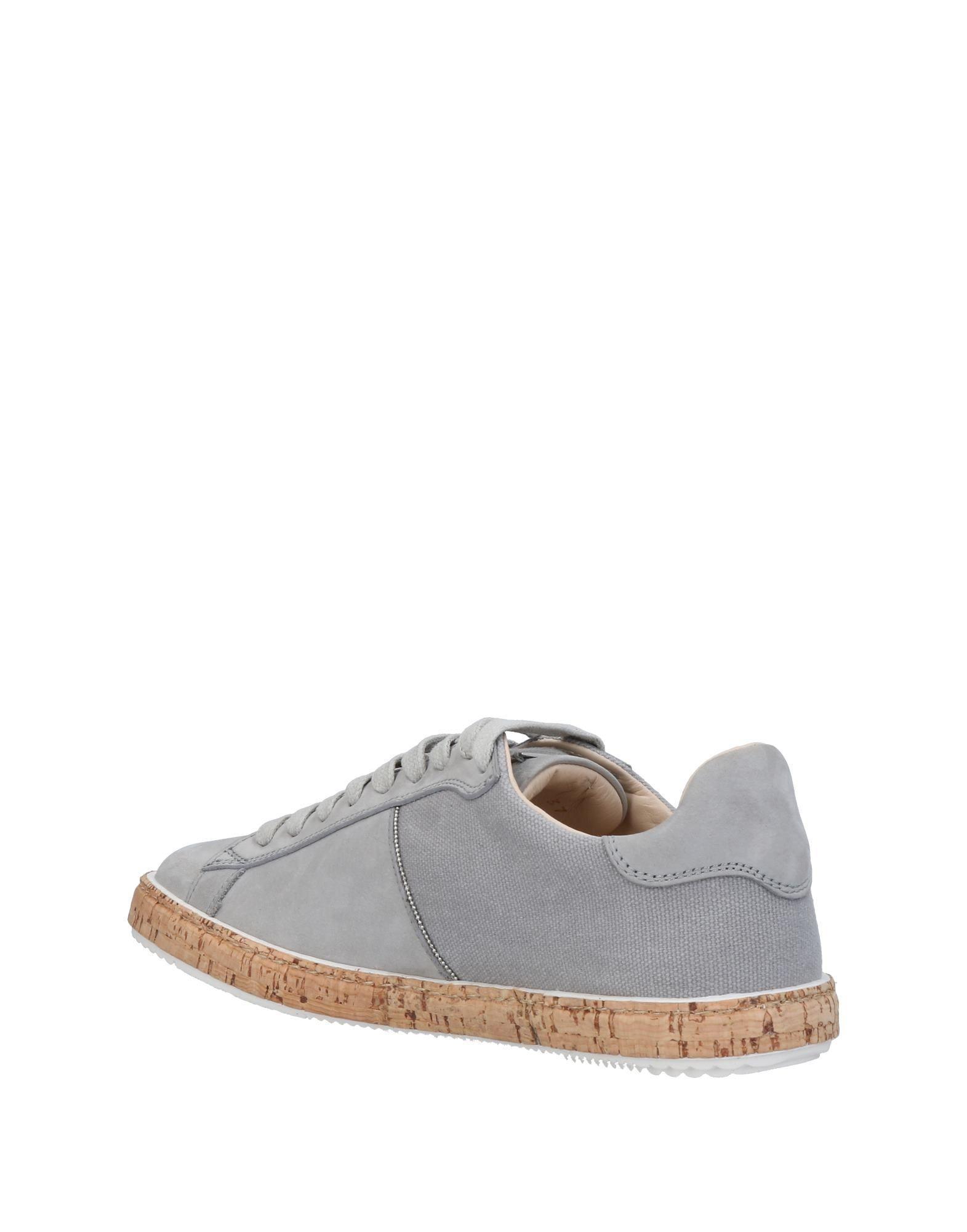 Fabiana Filippi Canvas Low-tops & Sneakers in Light Grey (Grey)