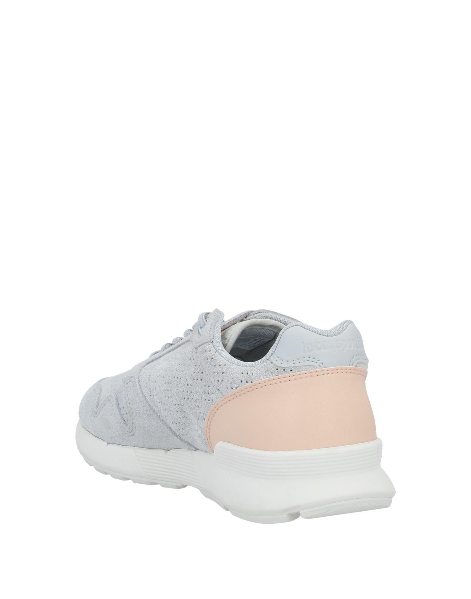 Sneakers & Deportivas Le Coq Sportif de Cuero de color Gris