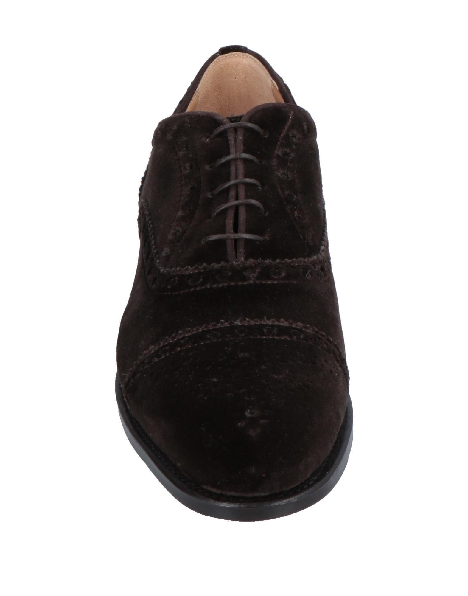 Zapatos de cordones Steve's de hombre de color Negro