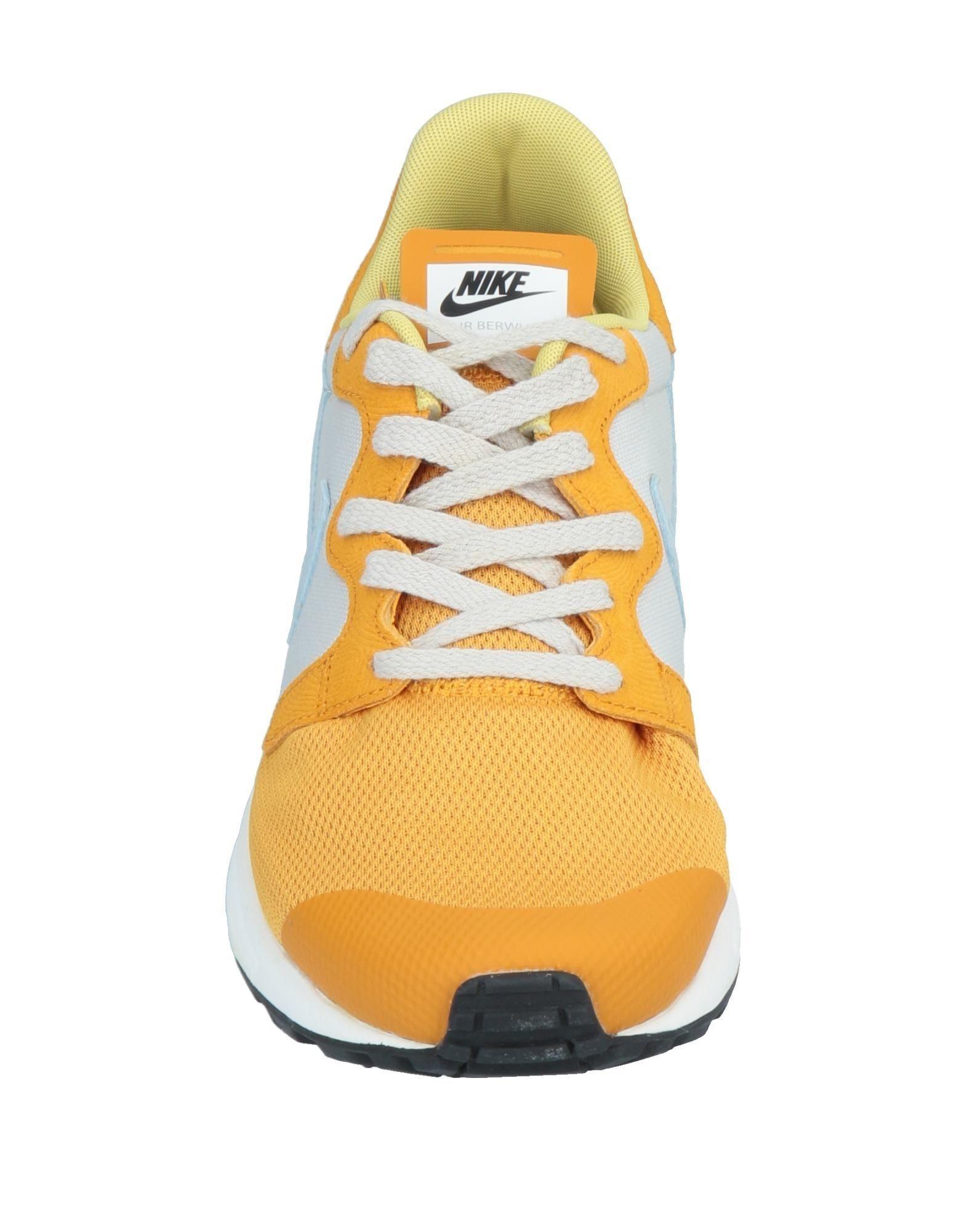 Sneakers & Deportivas Nike de Cuero de color Amarillo
