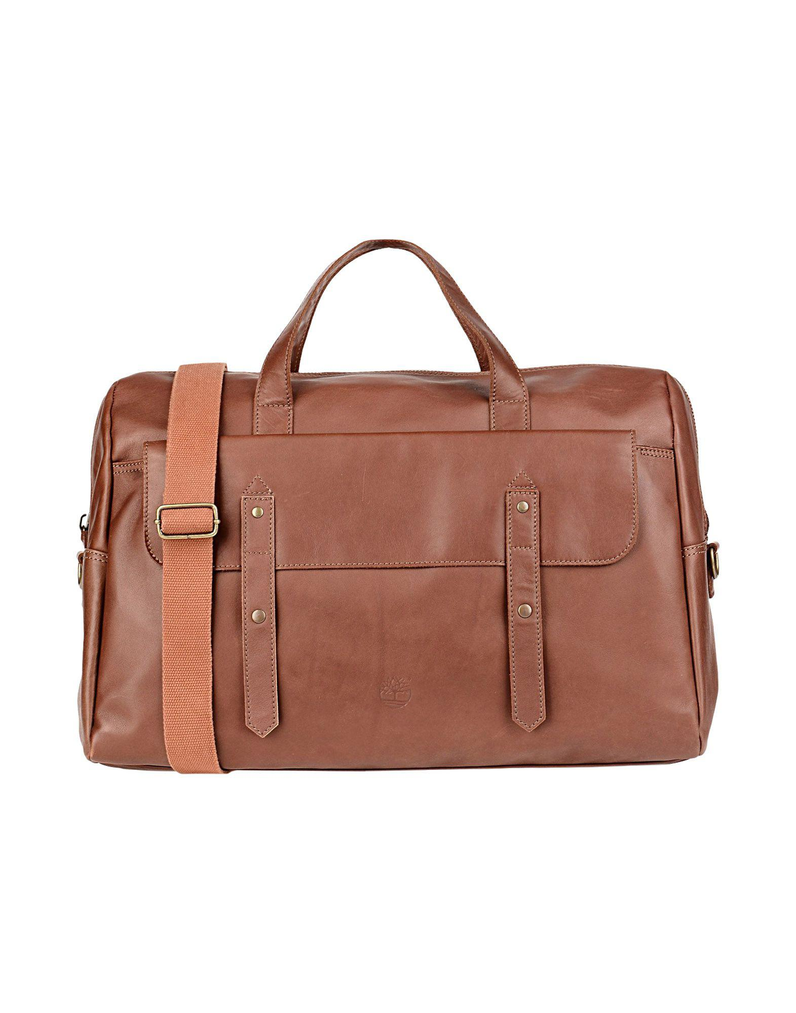 b22190ba37 Timberland Luggage in Brown for Men - Lyst