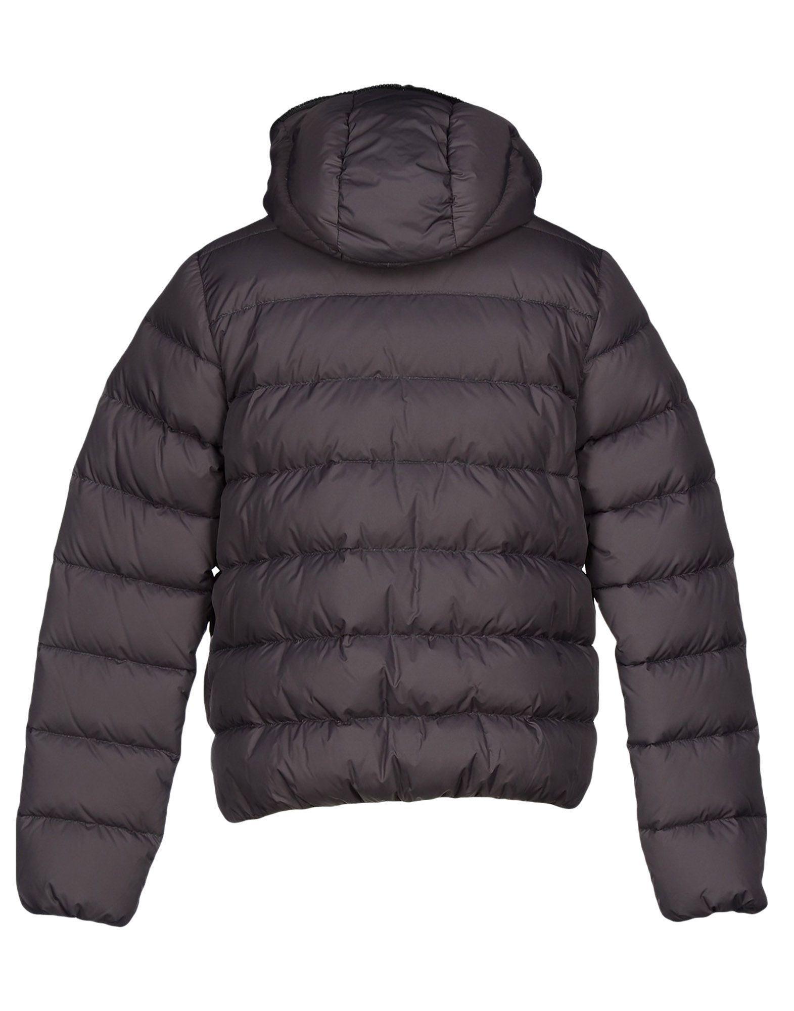 Duvetica Goose Down Jacket in Lead (Brown) for Men