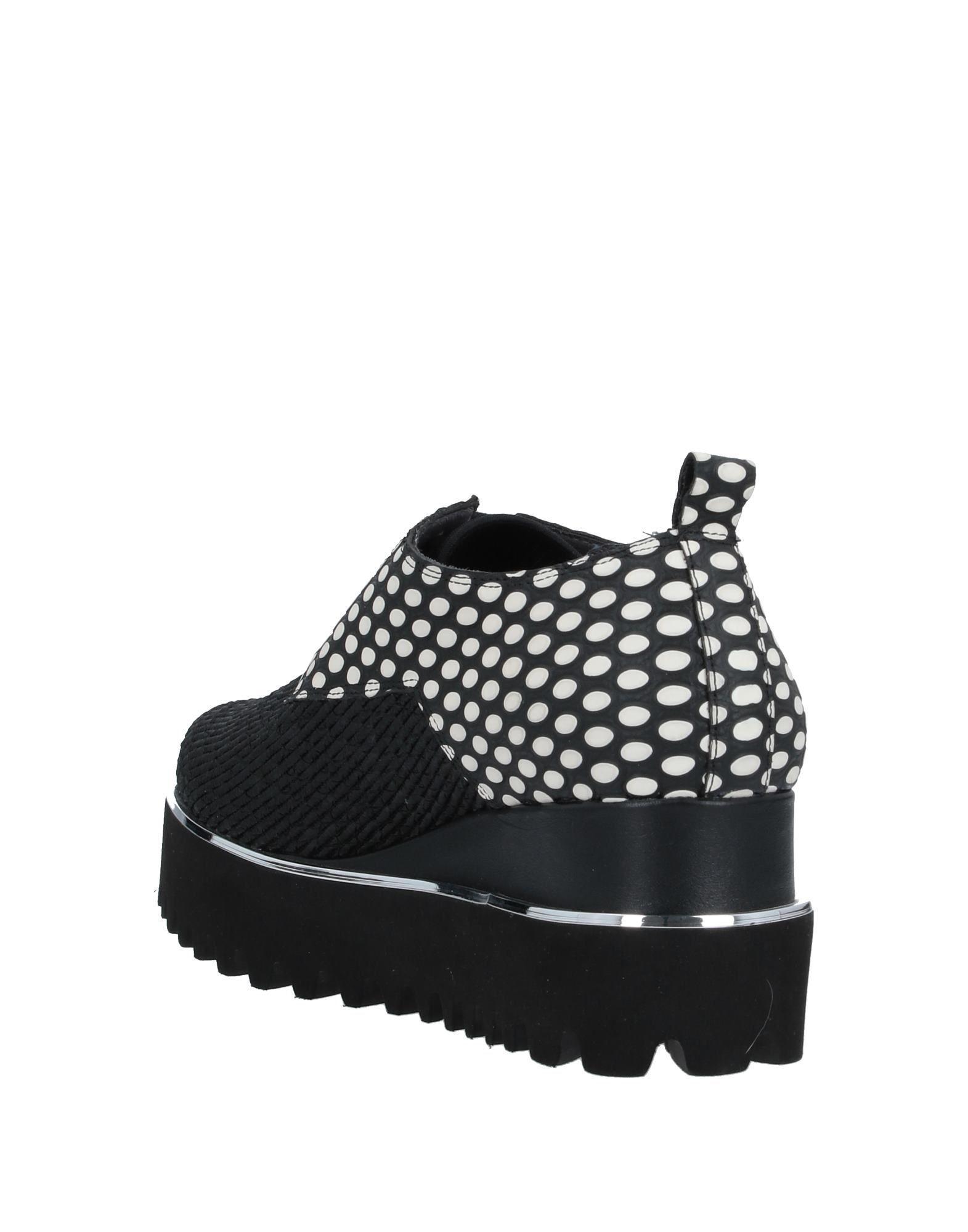Zapatos de cordones United Nude de Cuero de color Negro