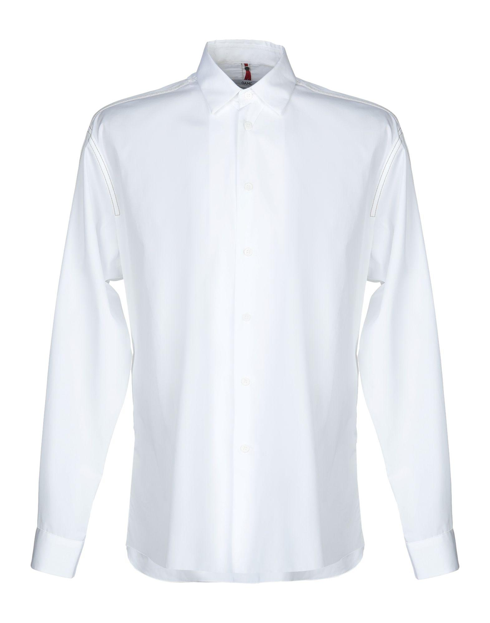 e608d6e402983 OAMC - White Shirt for Men - Lyst. View fullscreen