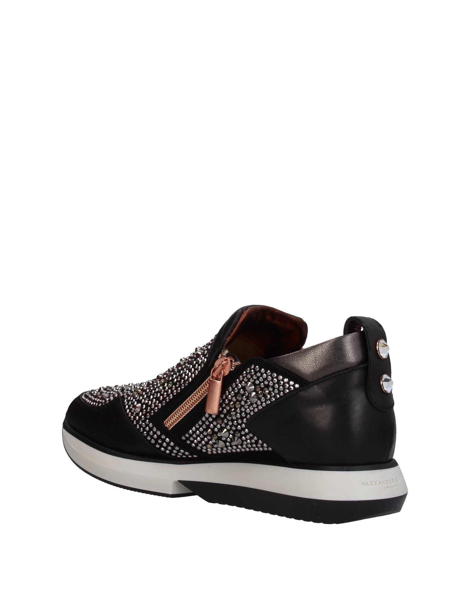 Sneakers & Deportivas Alexander Smith de Raso de color Negro