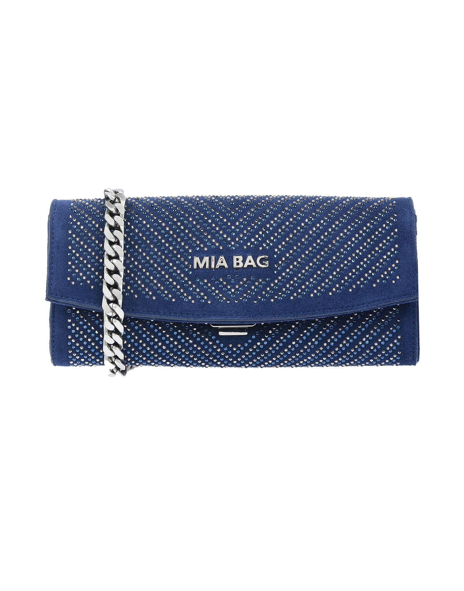 nuovo prodotto 1be62 1e63c Lyst - Mia Bag Handbag in Blue
