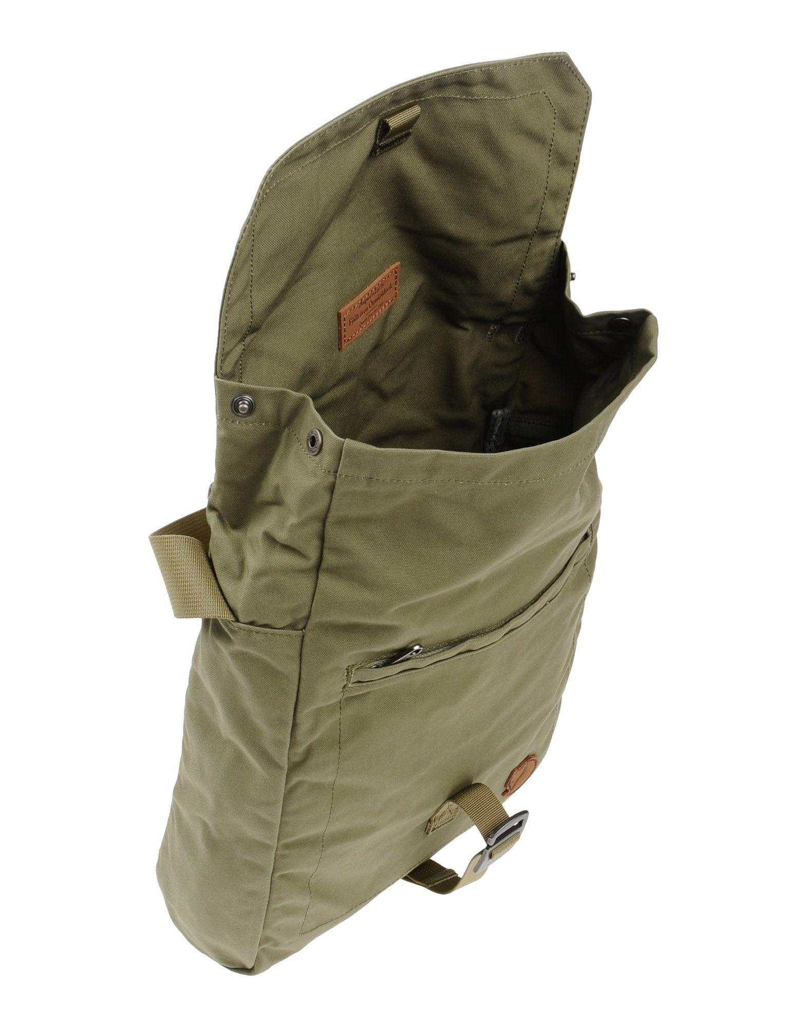 Fjallraven Synthetic Cross-body Bag in Military Green (Green)