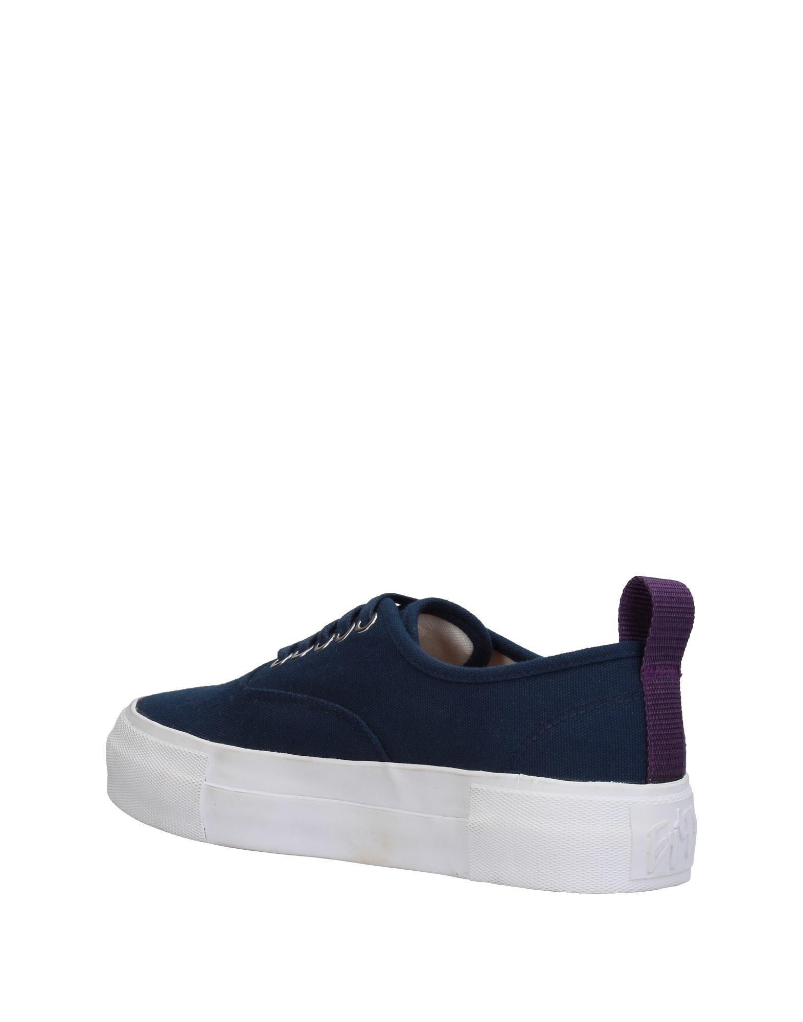 Eytys Canvas Low-tops & Sneakers in Dark Blue (Blue)
